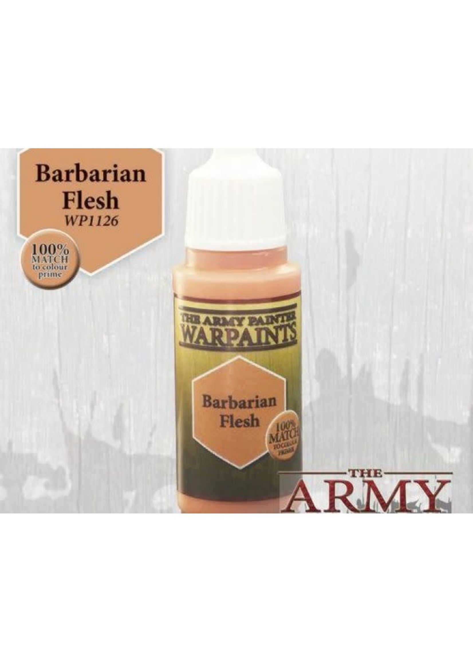 Army Painter Warpaints - Barbarian Flesh