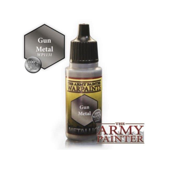 Army Painter Warpaints - Gun Metal