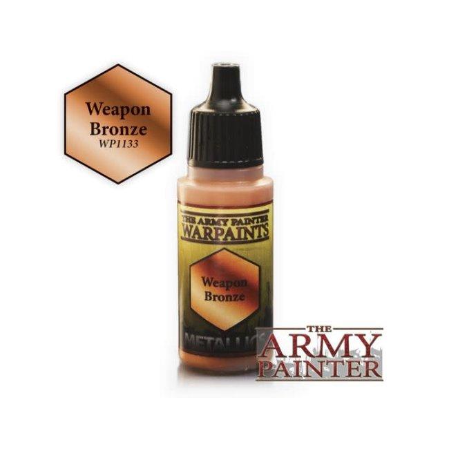 Army Painter Warpaints - Weapon Bronze