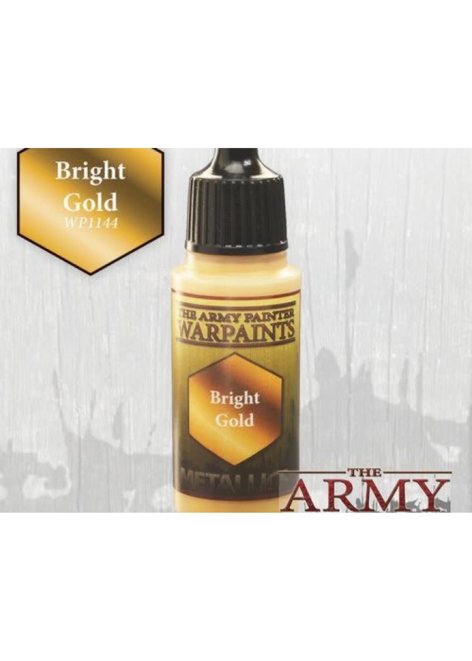 Army Painter Warpaints - Bright Gold