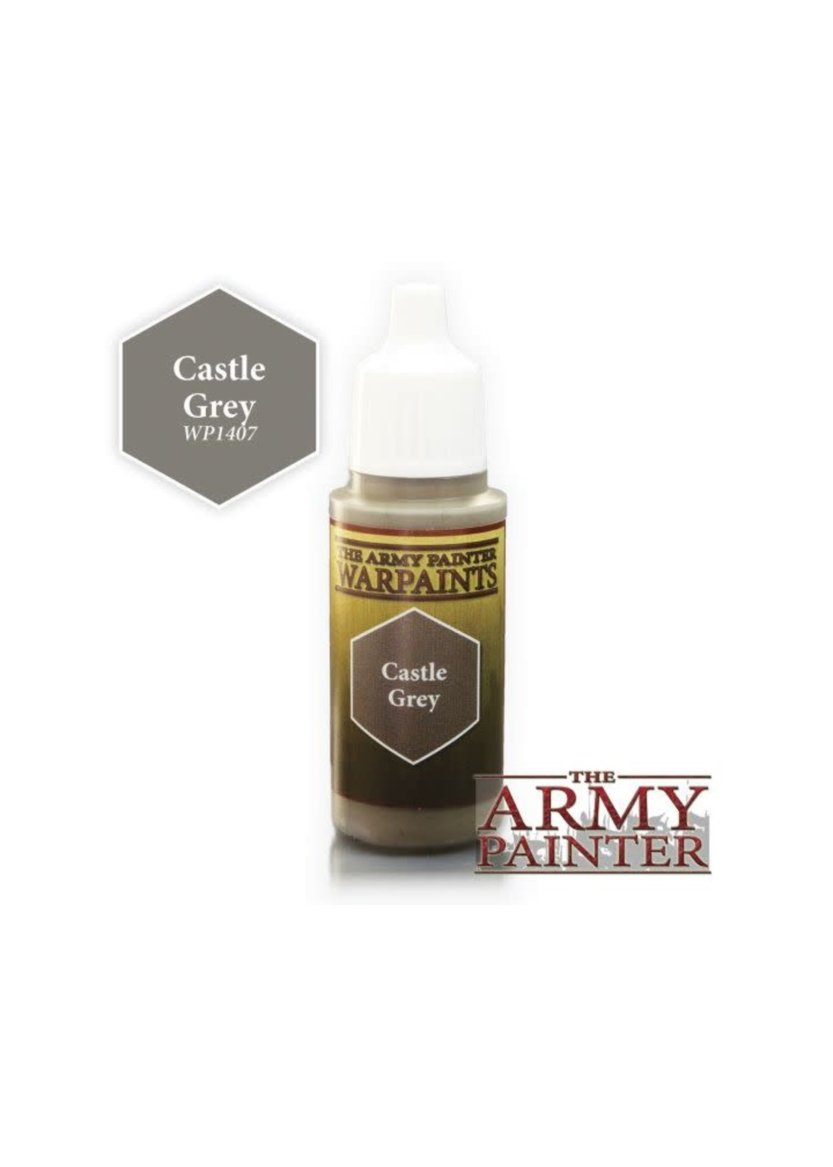 Army Painter Warpaints - Castle Grey