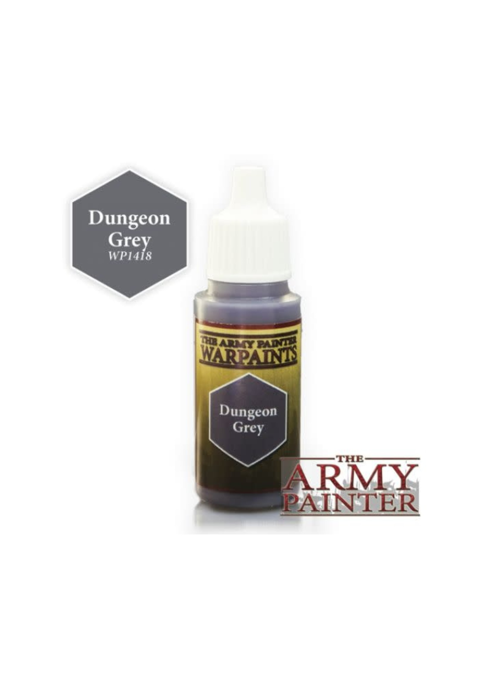 Army Painter Warpaints - Dungeon Grey
