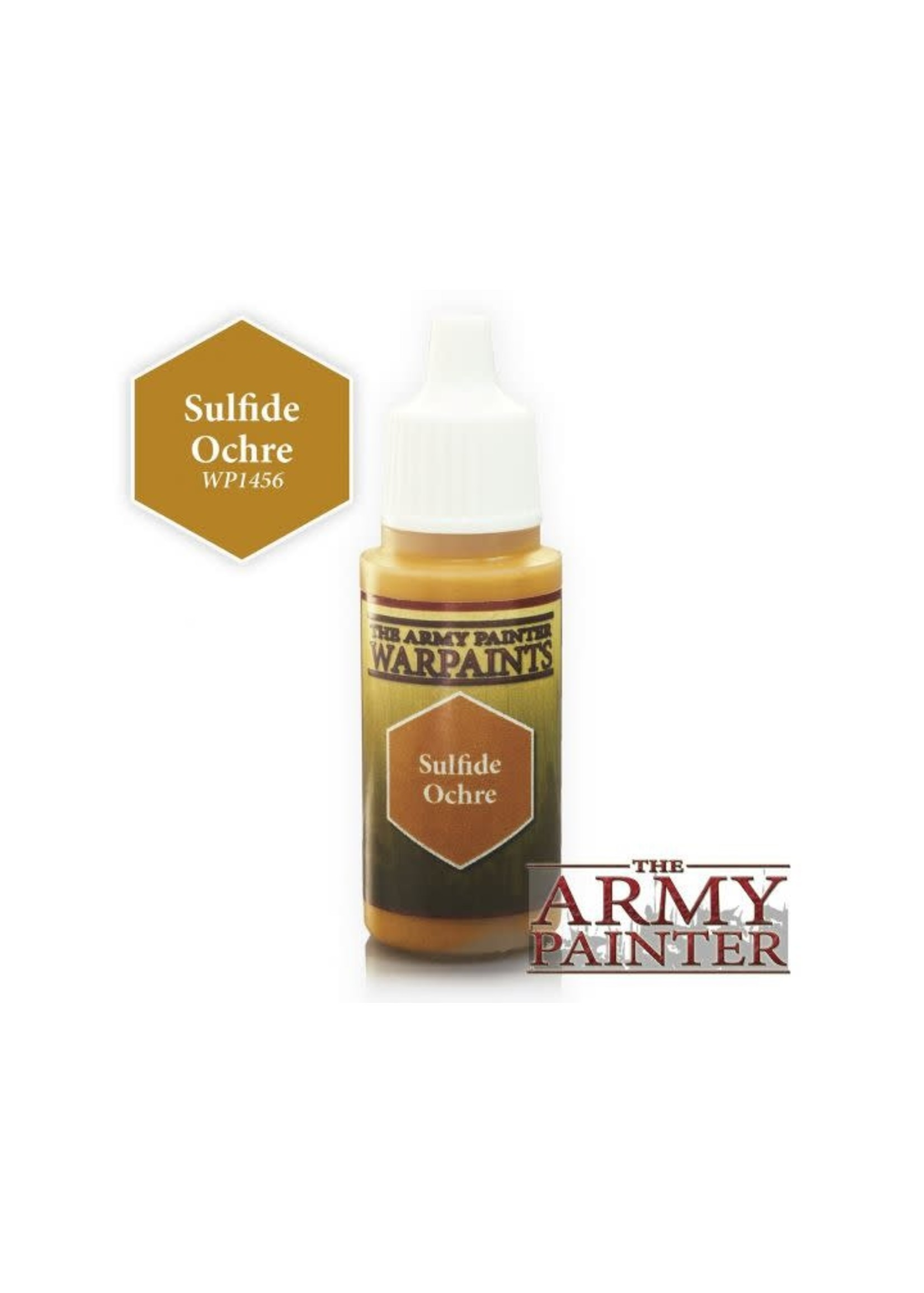 Army Painter Warpaints - Sulfide Ochre