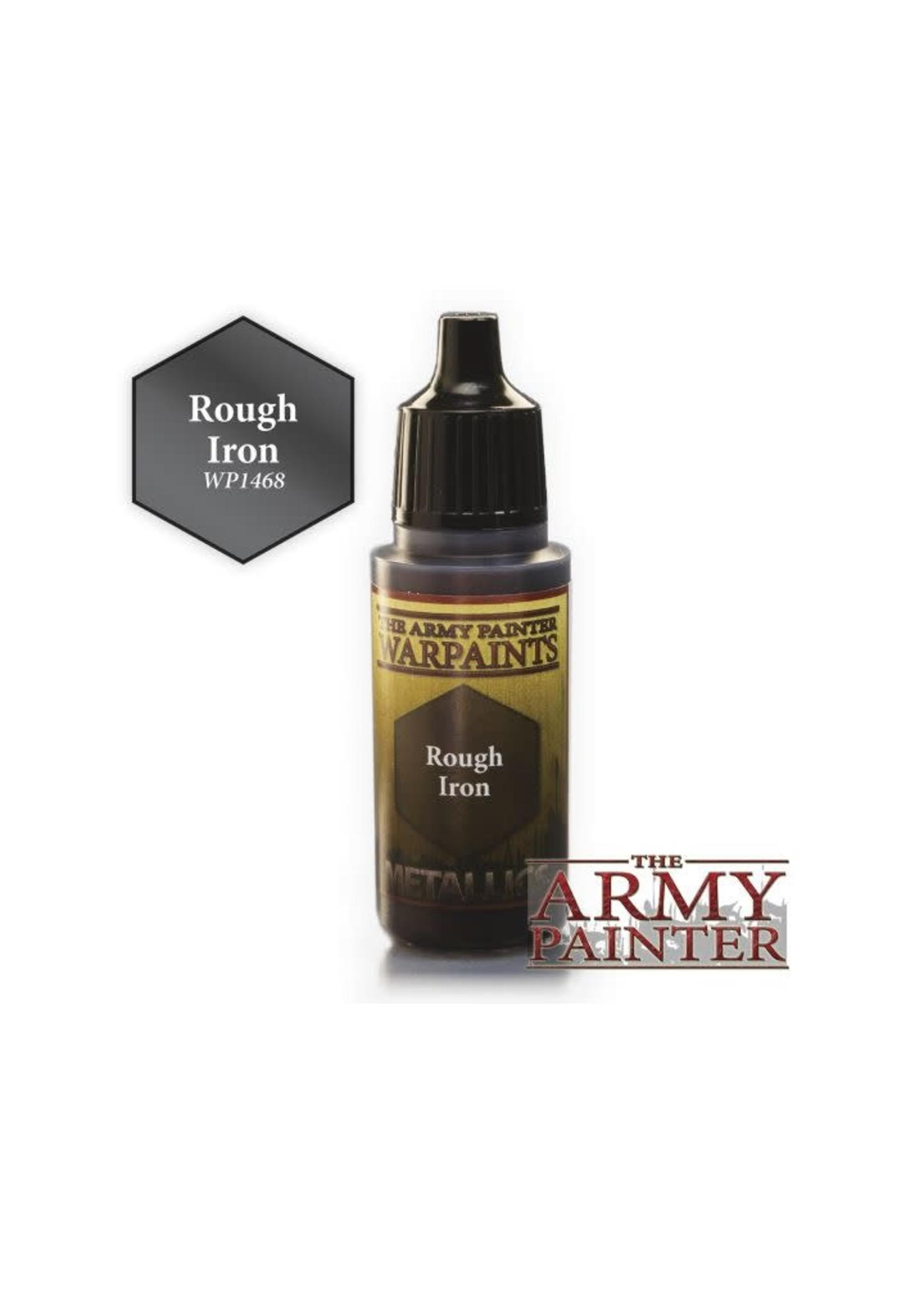 Army Painter Warpaints - Rough Iron