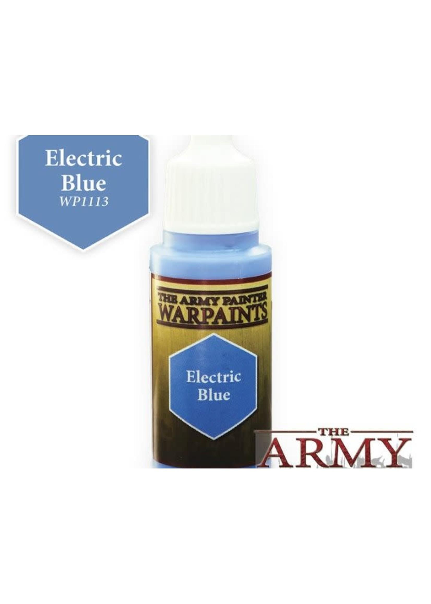 Army Painter Warpaints - Electric Blue