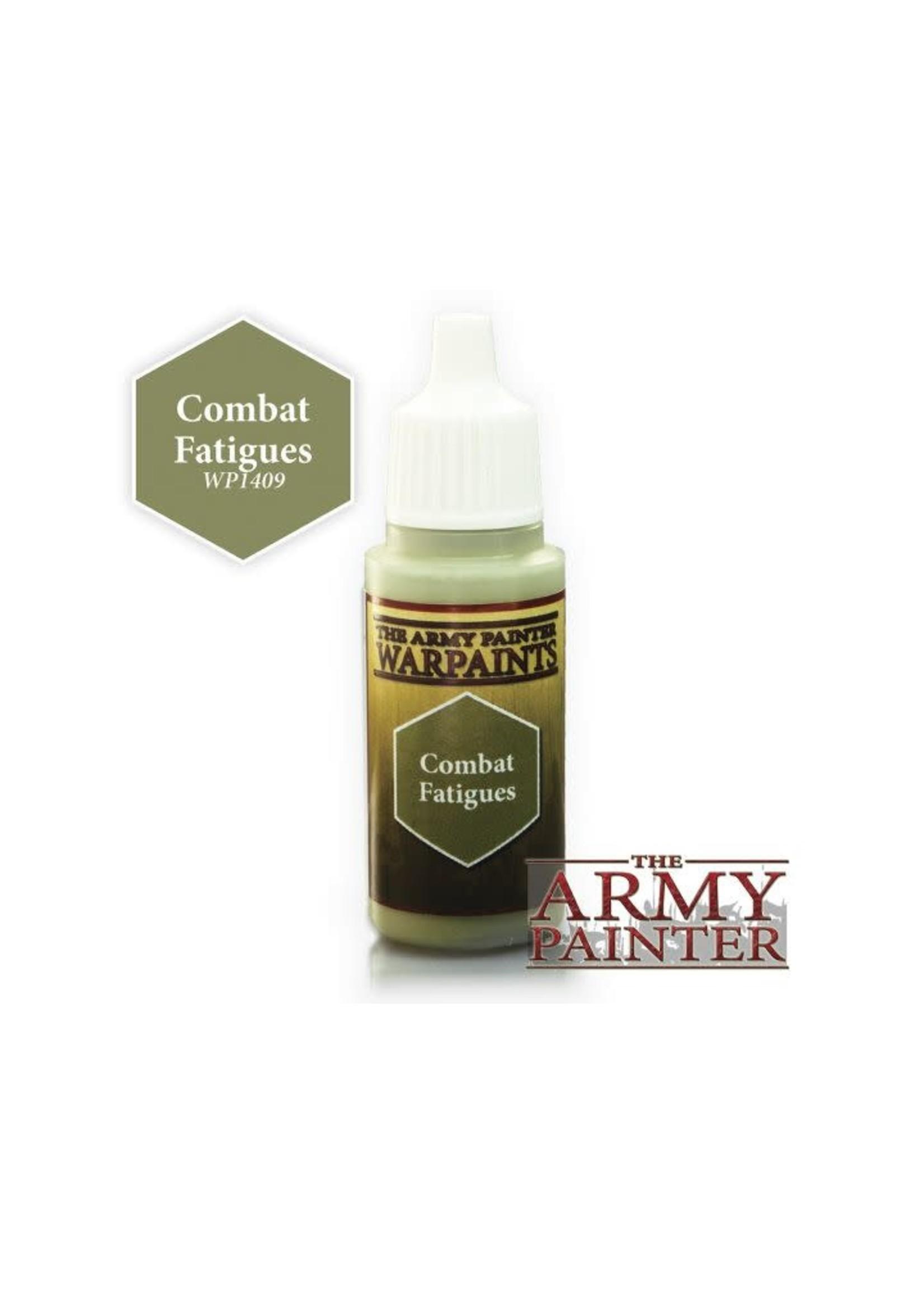 Army Painter Warpaints - Combat Fatigues