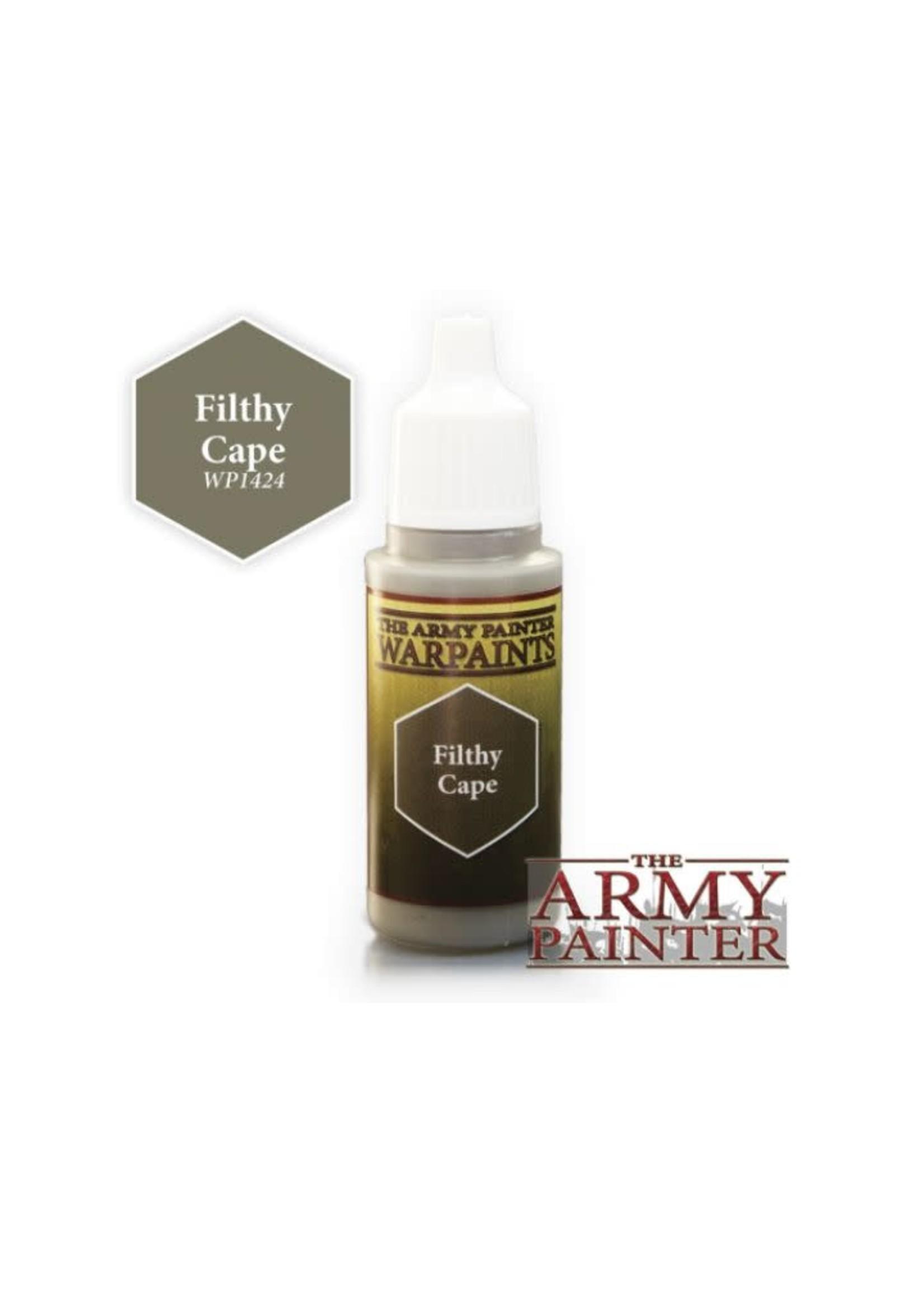 Army Painter Warpaints - Filthy Cape