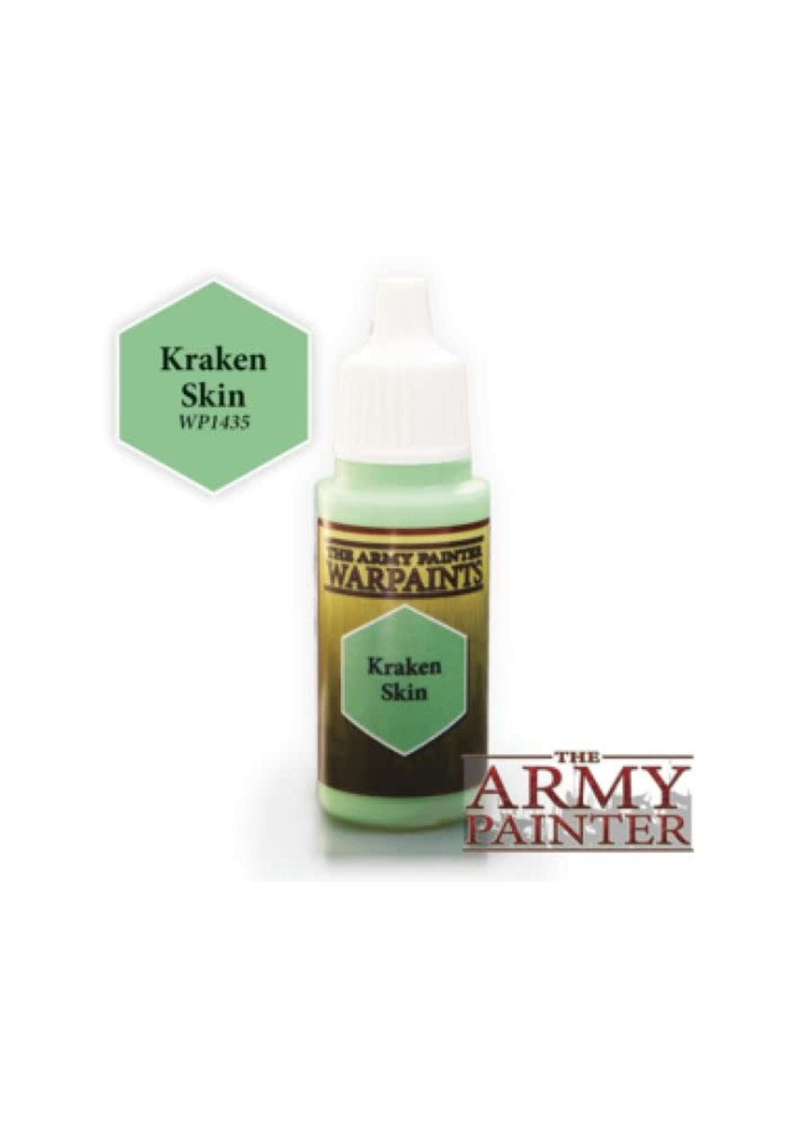 Army Painter Warpaints - Kraken Skin