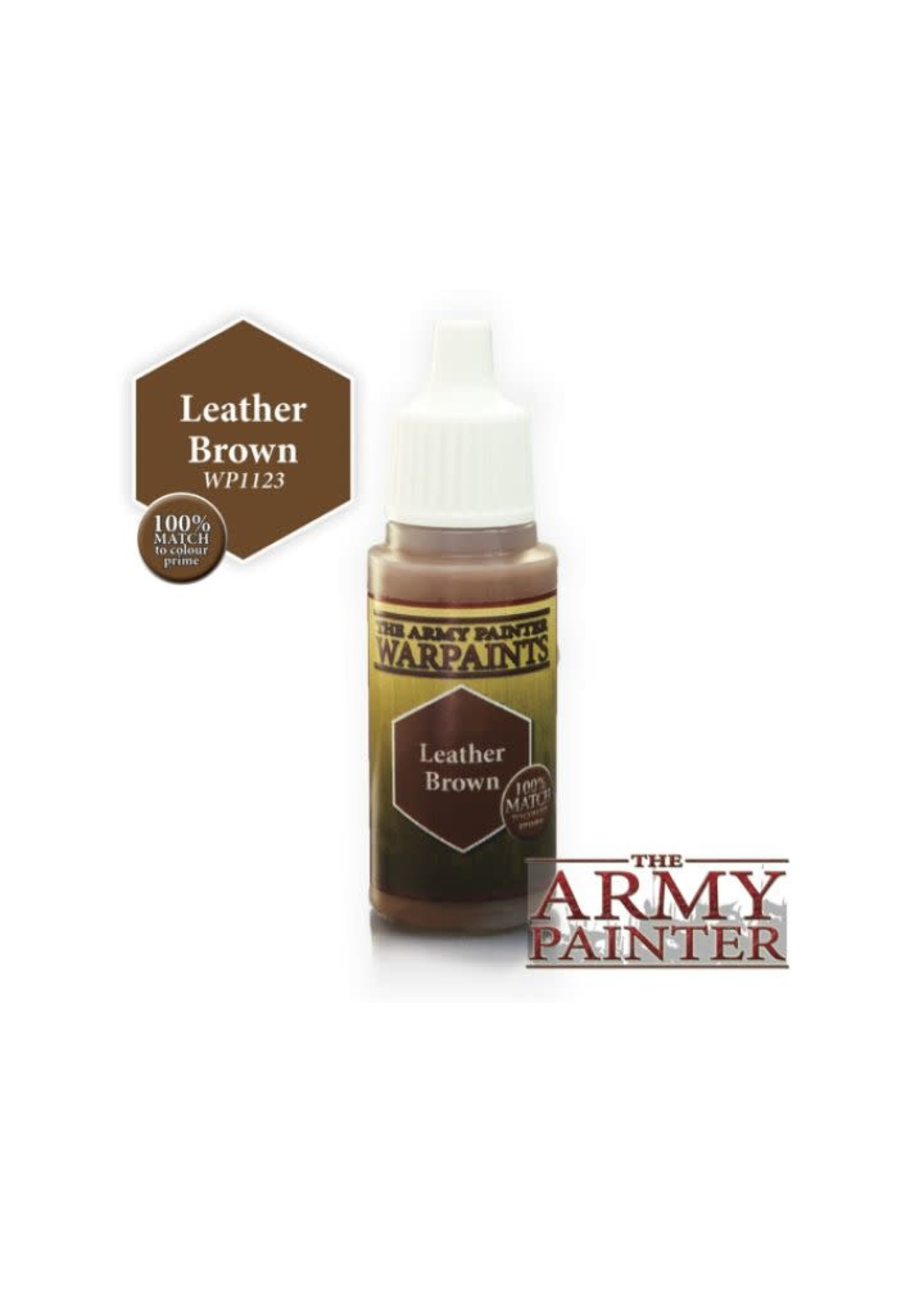Army Painter Warpaints - Leather Brown