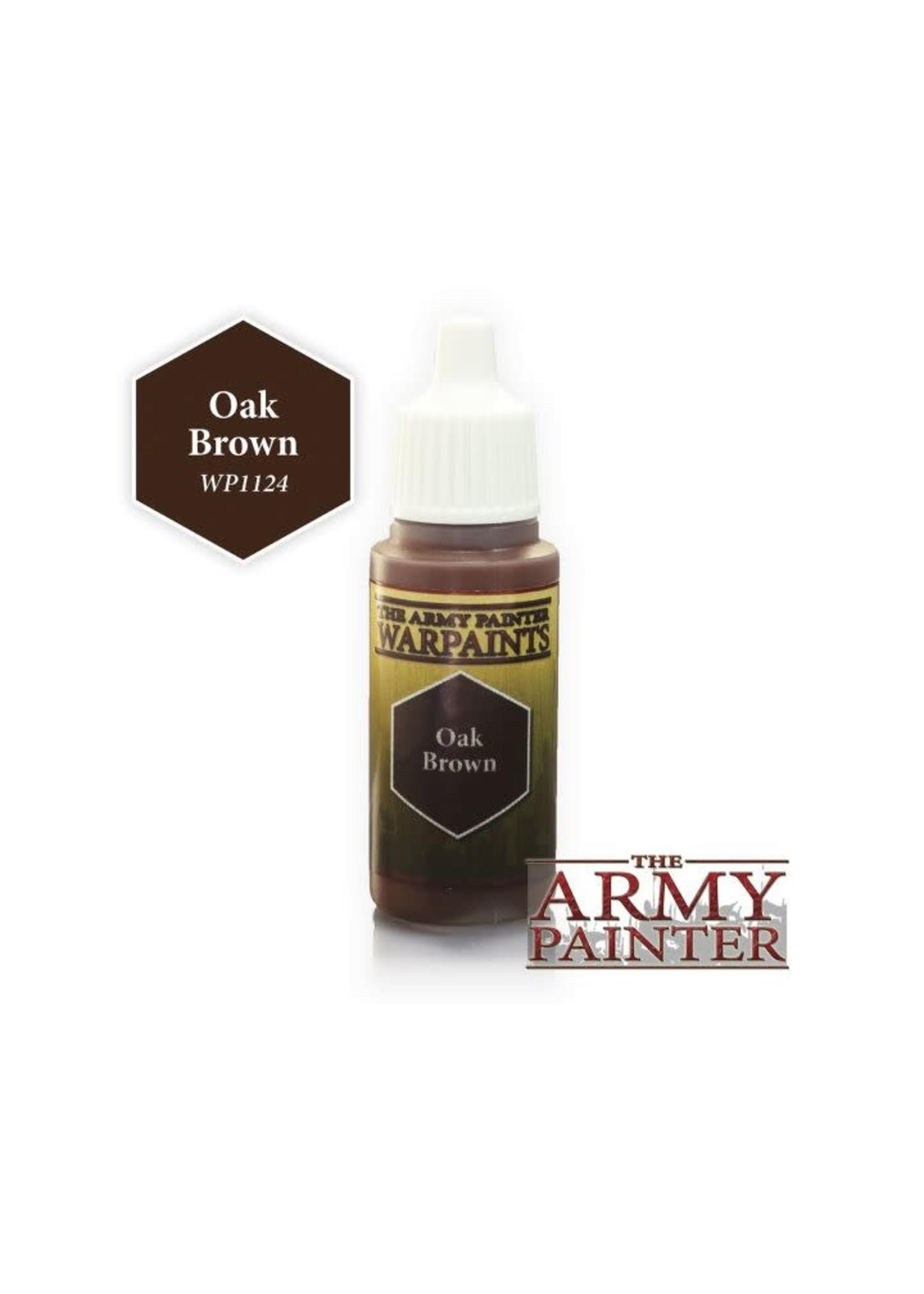 Army Painter Warpaints - Oak Brown