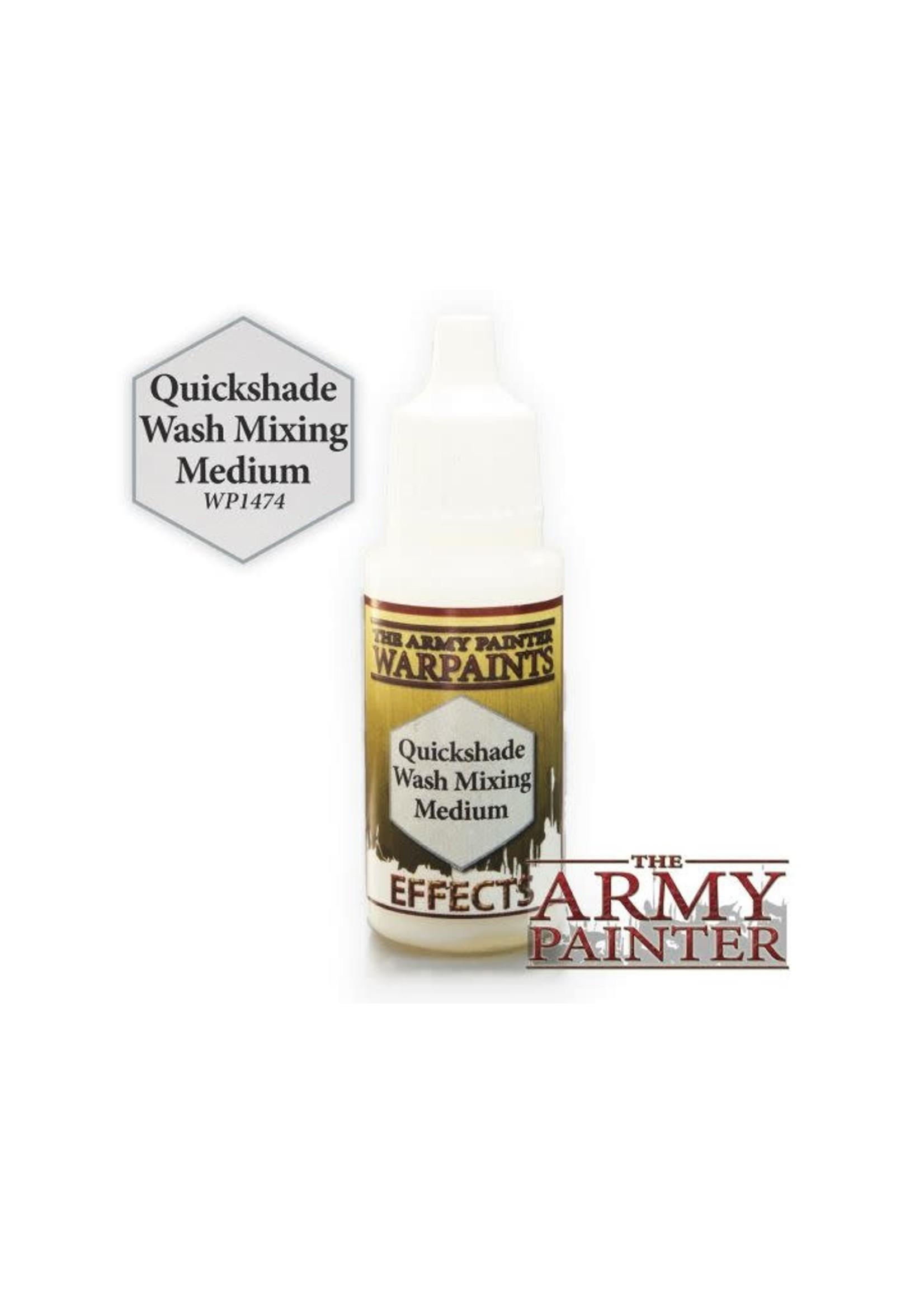 Army Painter Warpaints - Quickshade Wash Mixing Medium