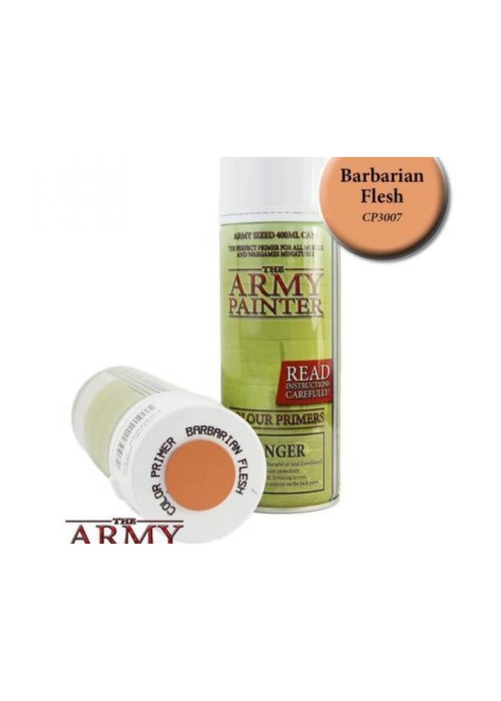 Army Painter Colour Primer - Barbarian Flesh (400Ml)