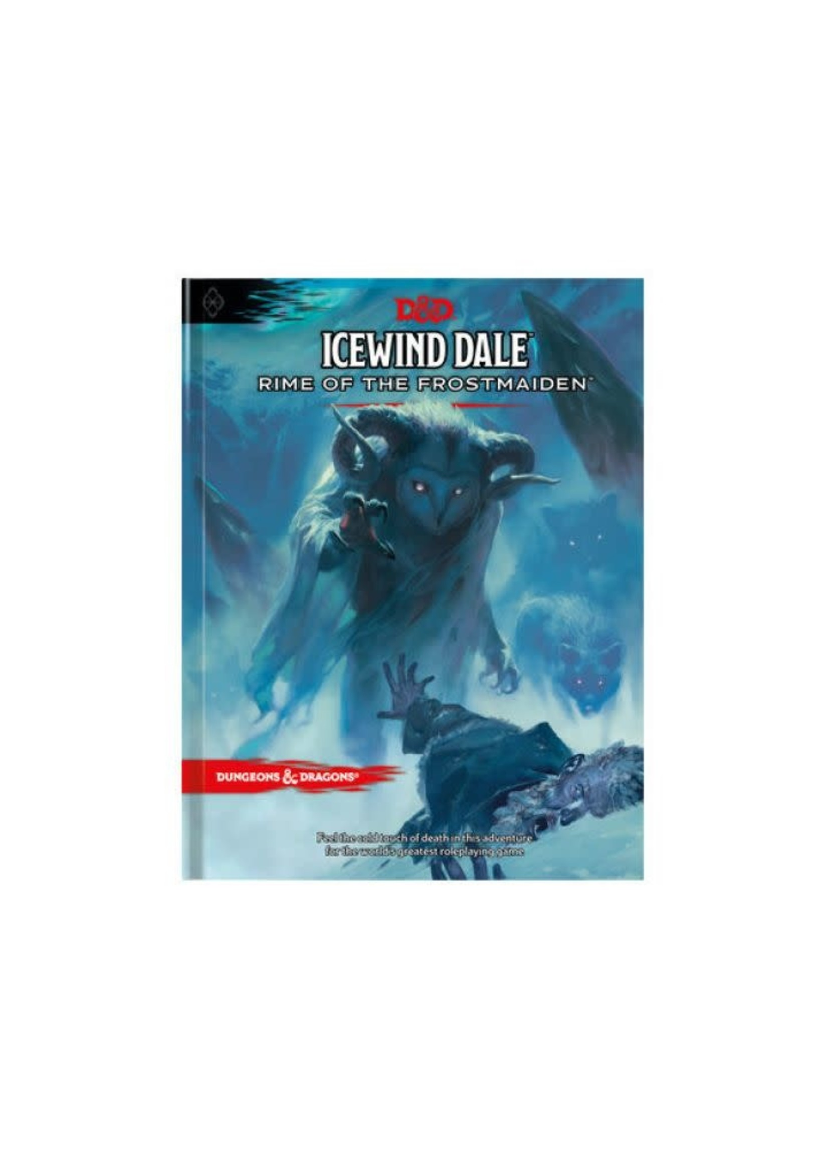 Dungeons & Dragons Next Icewind Dale Hard Cover
