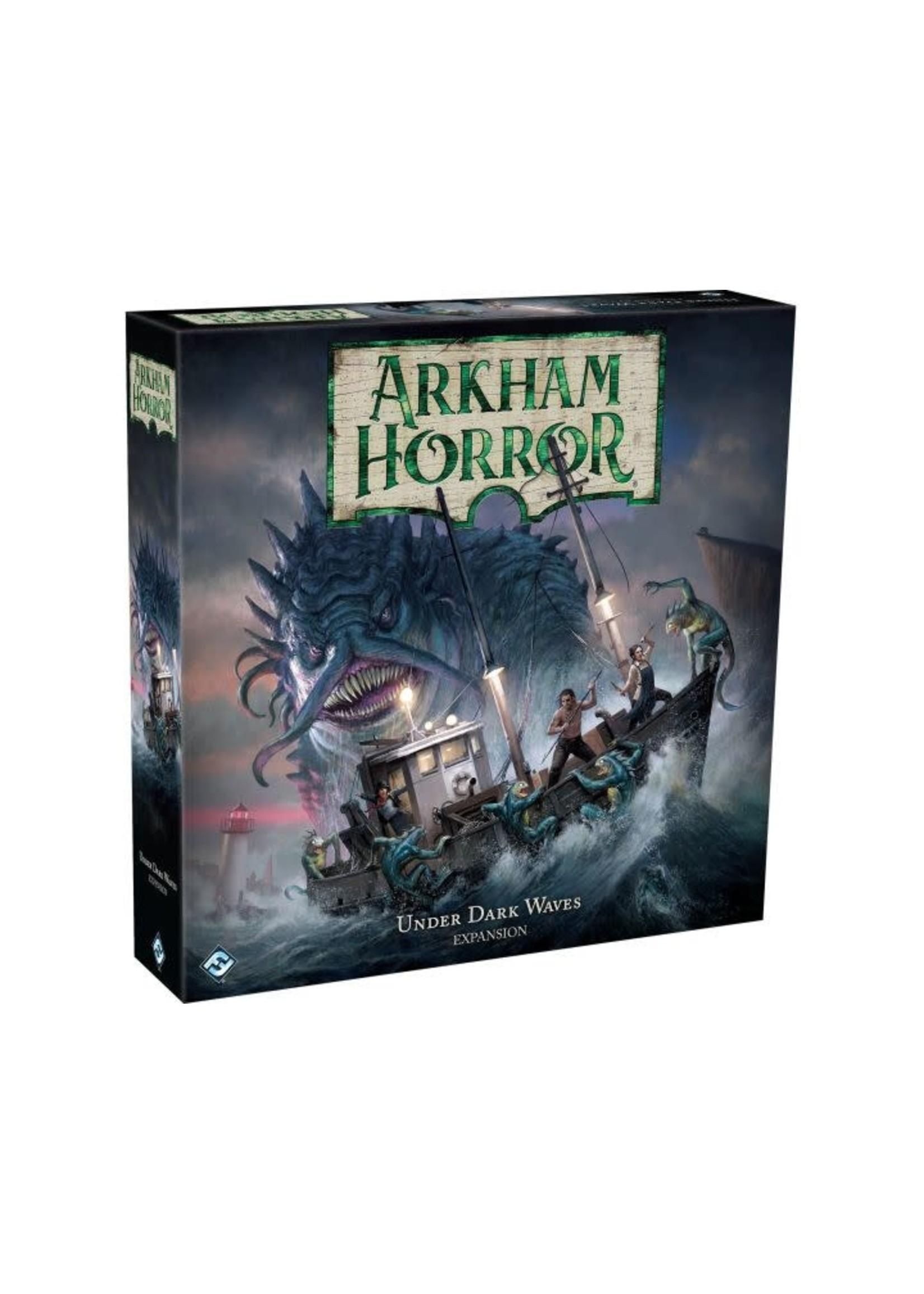 Arkham Horror 3Rd Ed Under Dark Waves