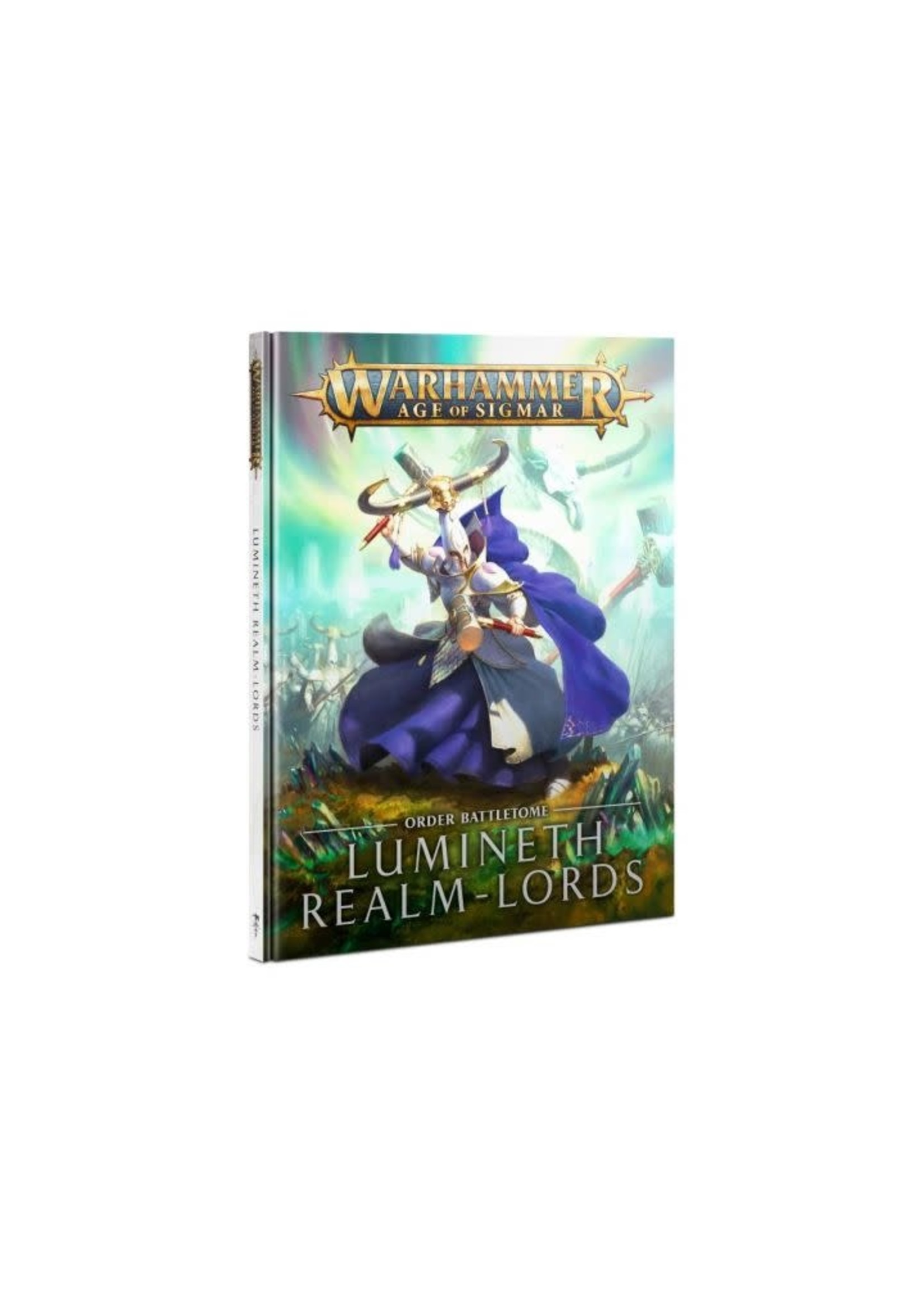 Battletome:Lumineth Realm-Lords (Hb)
