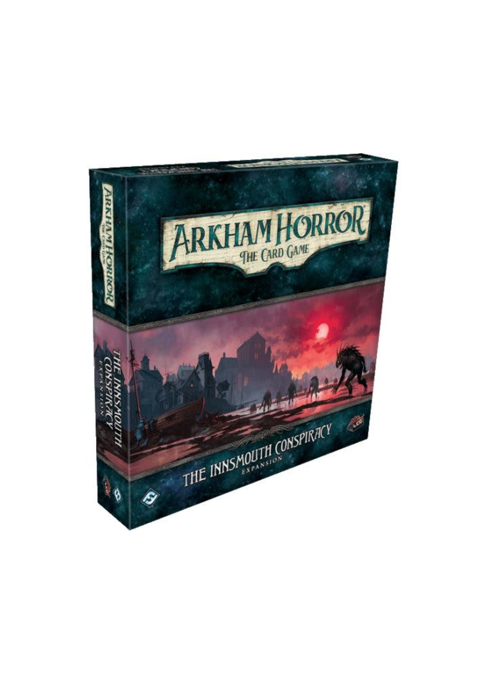 Arkham Horror The Card Game The Innsmouth Conspiracy Expansion