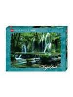Puzzel Cascades, Magic Forests 1000 Heye 29602