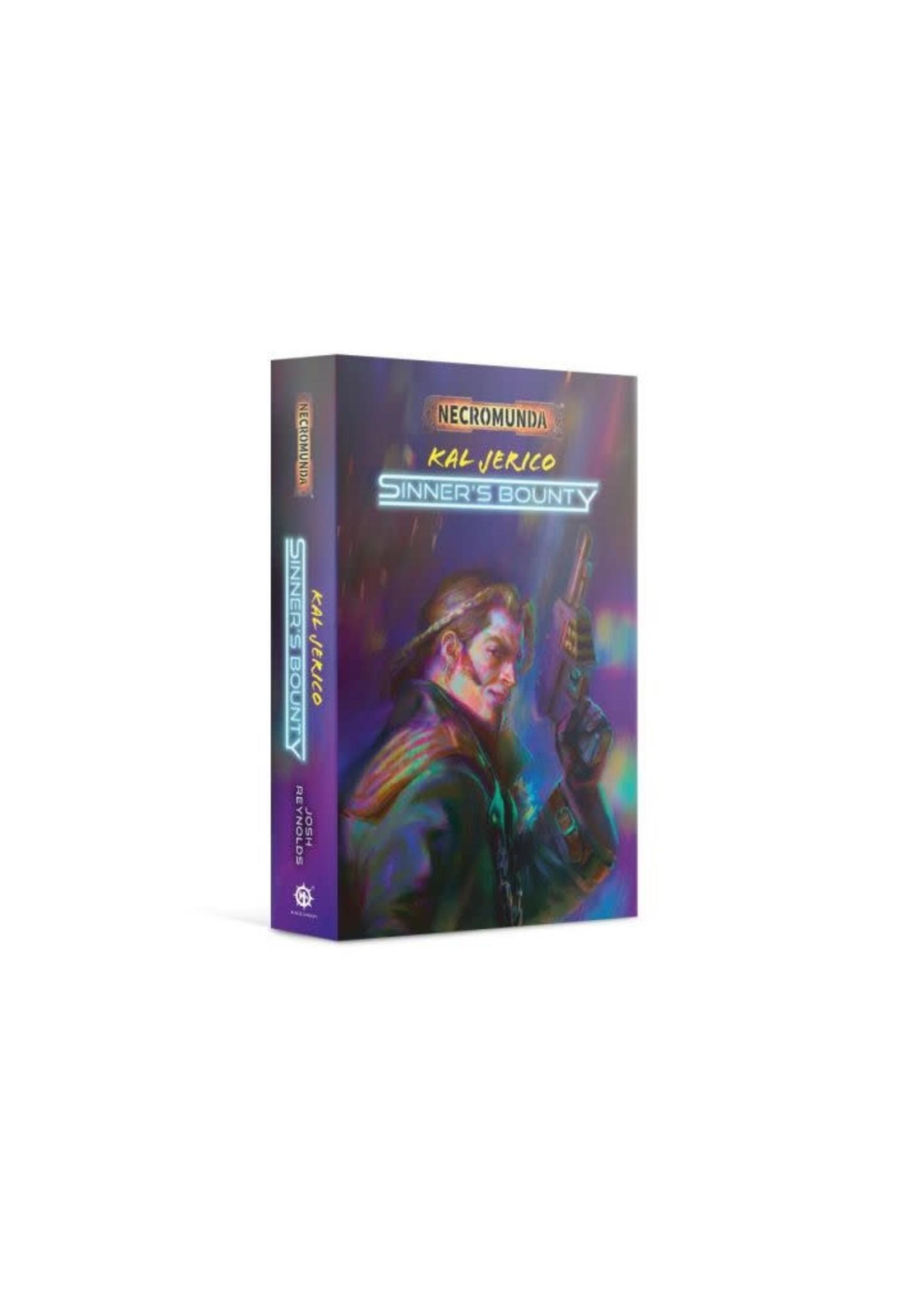 Kal Jerico: Sinner'S Bounty (Pb)