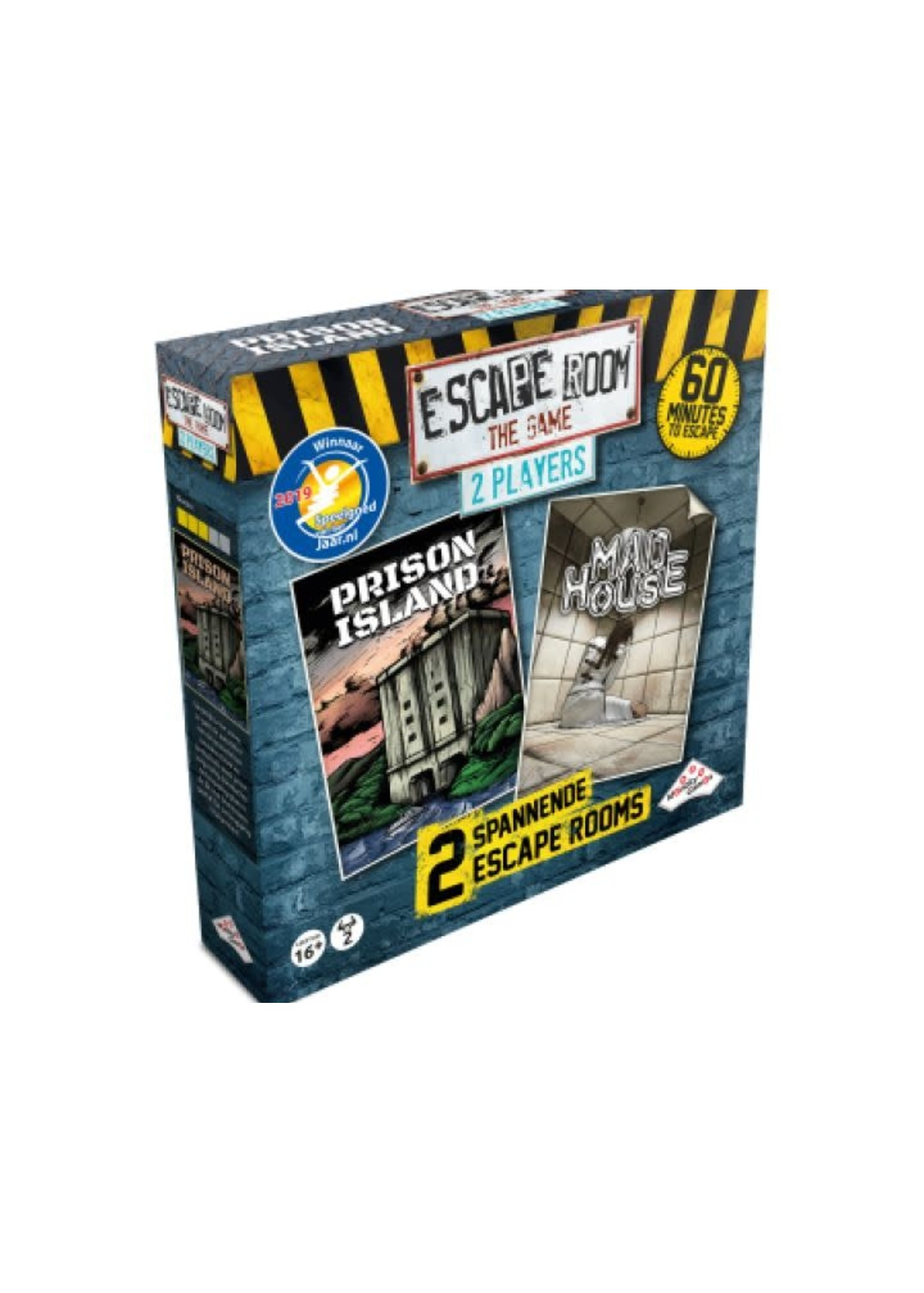 Escape Room The Game - 2 Spelers