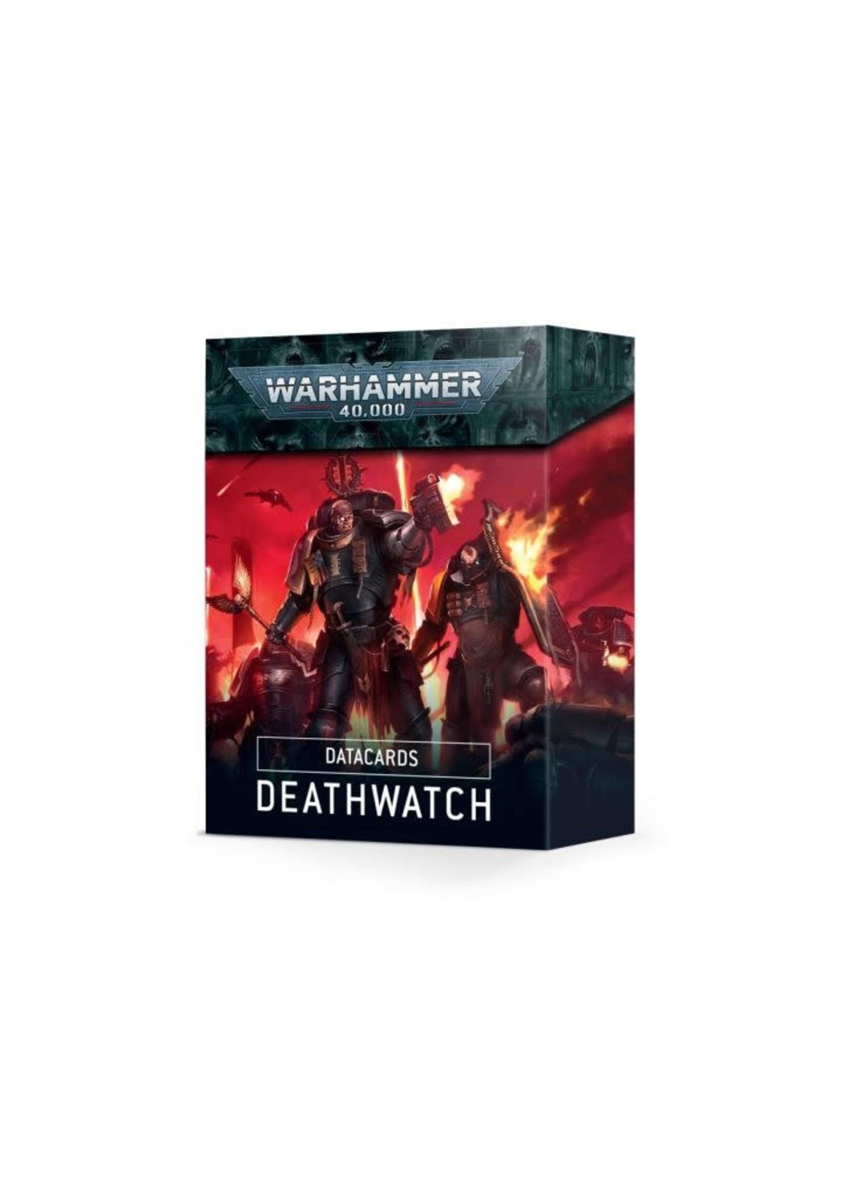 Datacards: Deathwatch