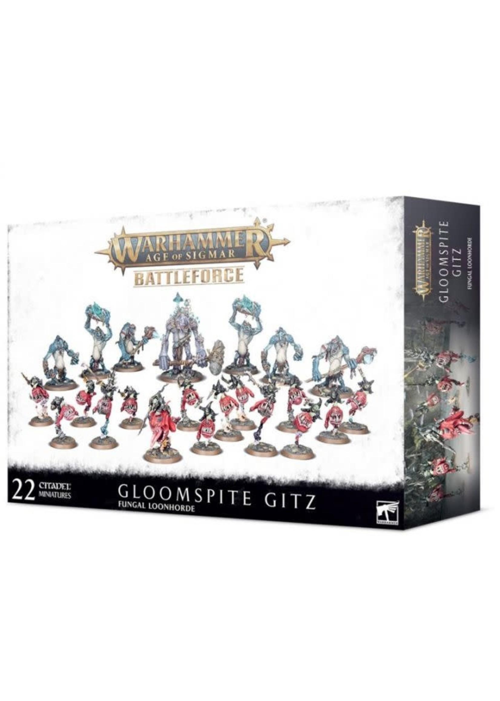Gloomspite Gitz: Fungal Loonhorde