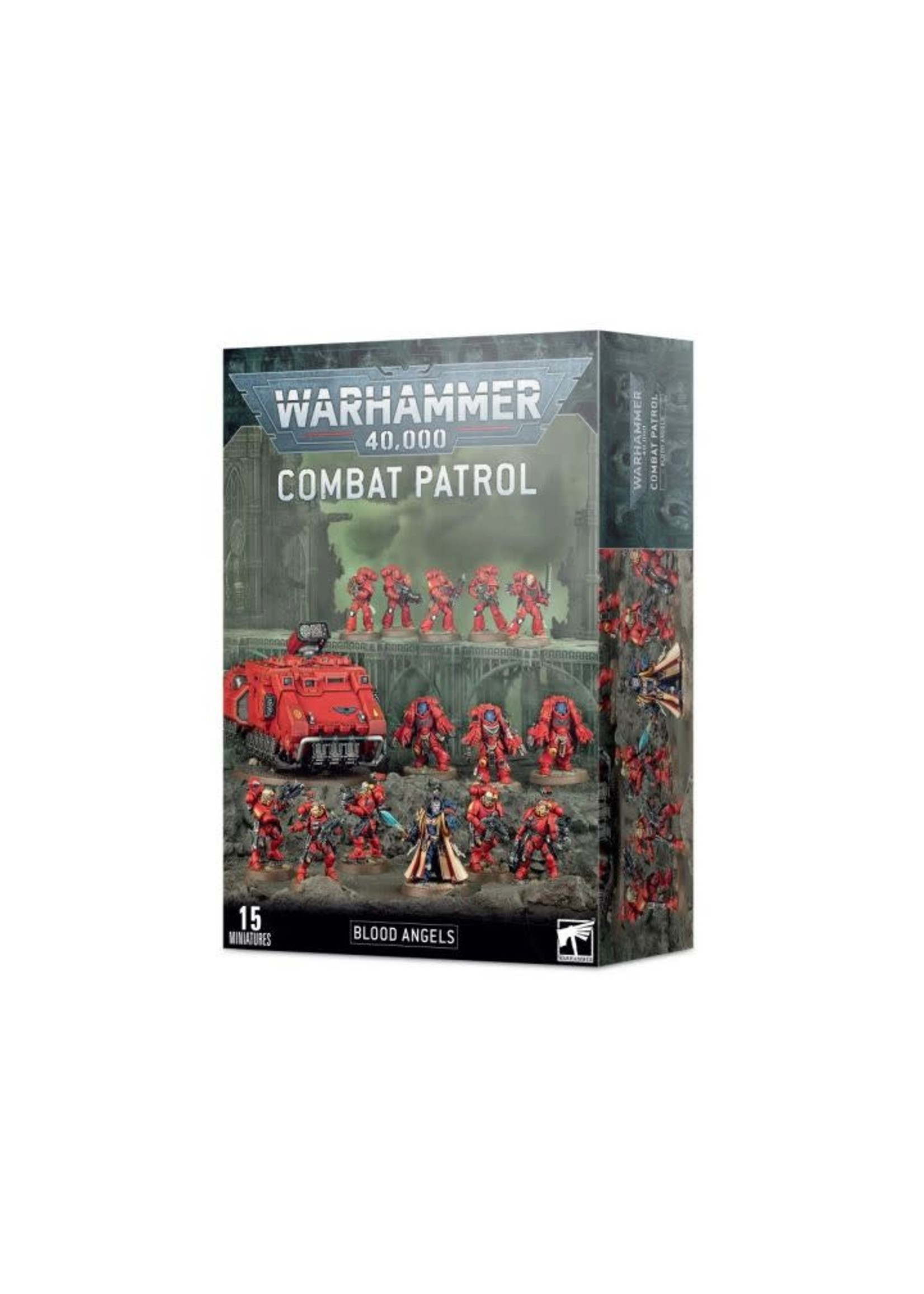 Combat Patrol: Blood Angels 41-25