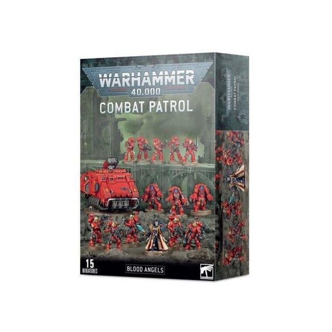 Combat Patrol: Blood Angels 41-25