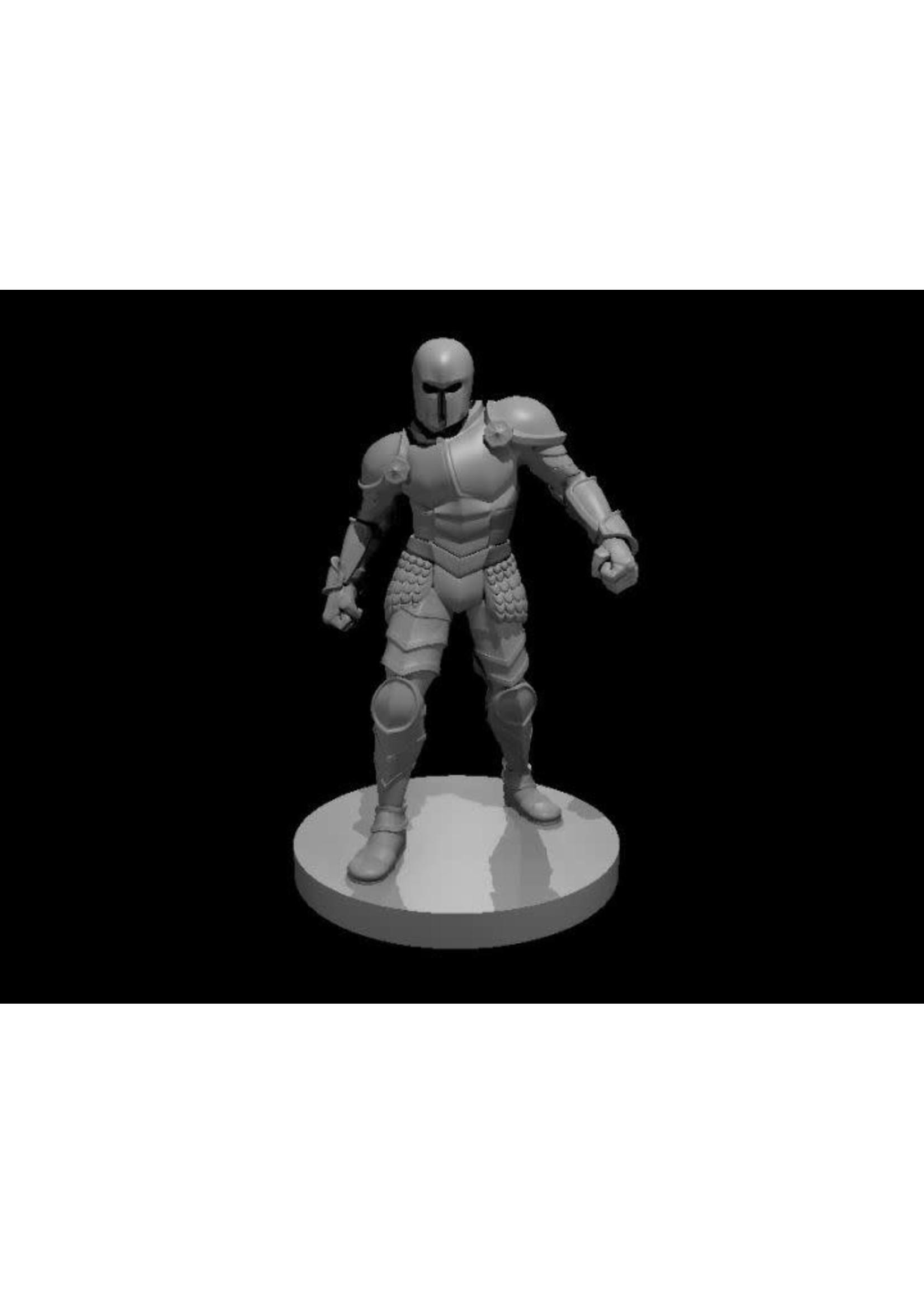 Animated Armor (Patreon Mz4250)