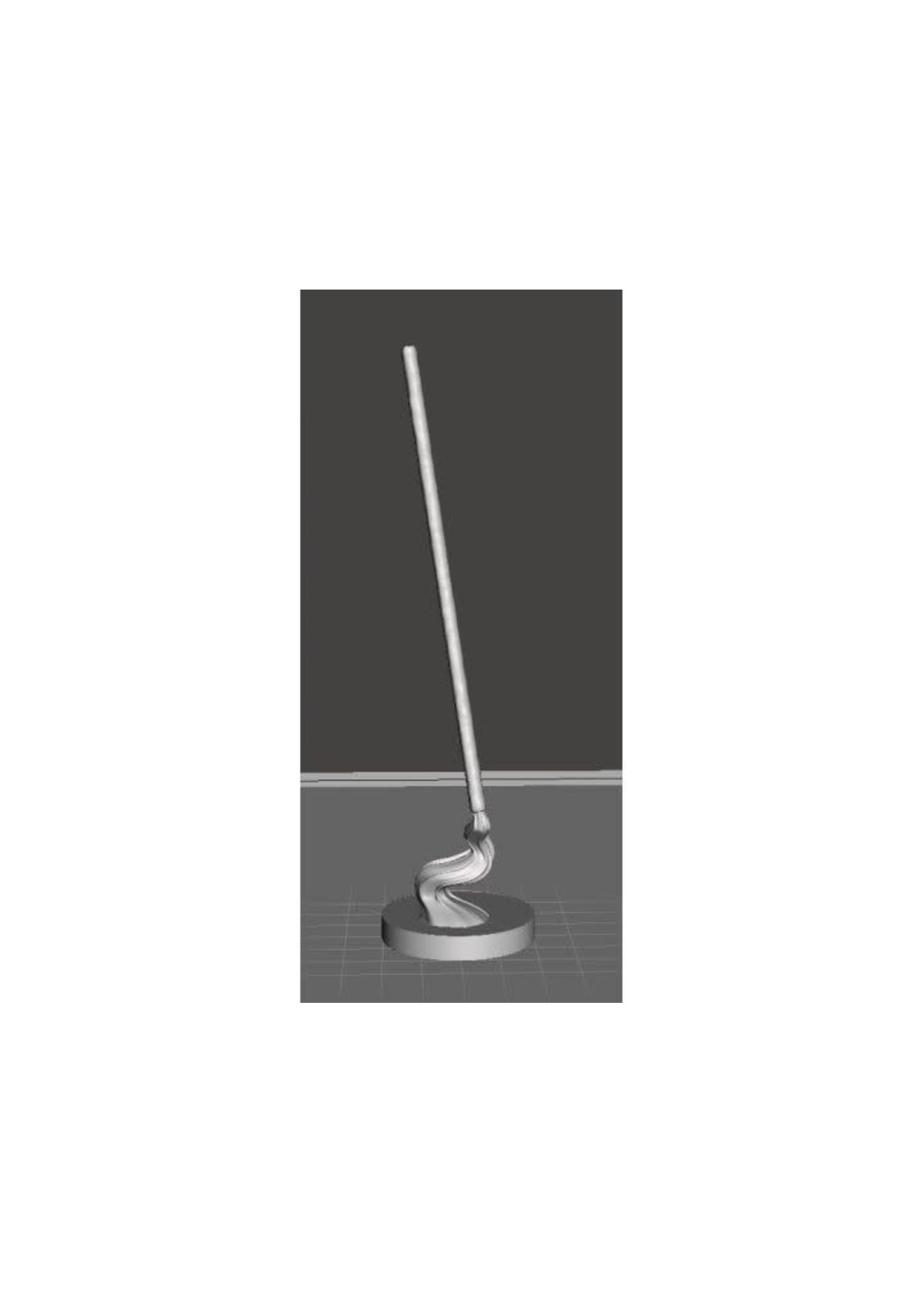 Animated Ten Foot Pole (Patreon Mz4250)
