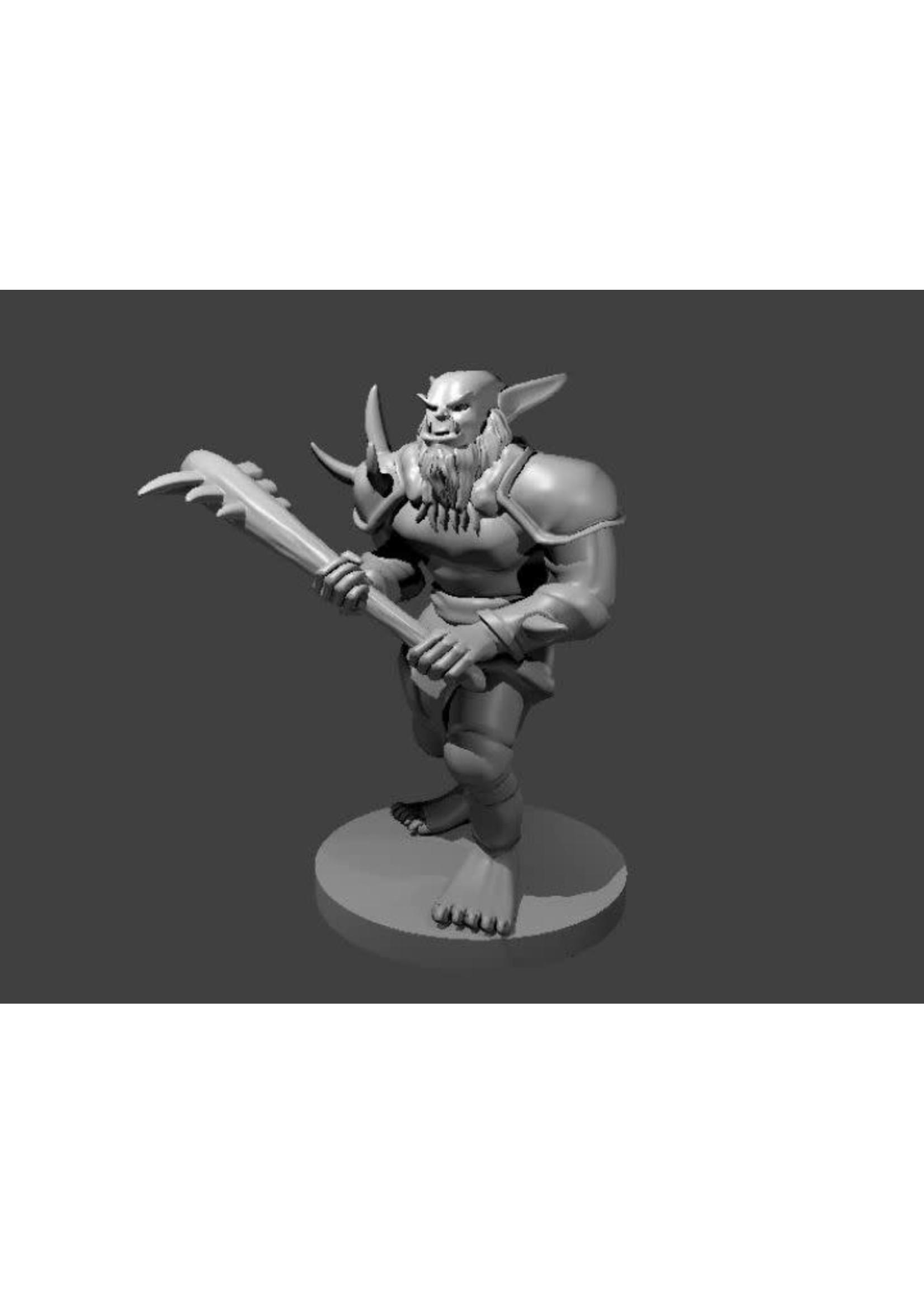 Bugbear With Club (Patreon Mz4250)