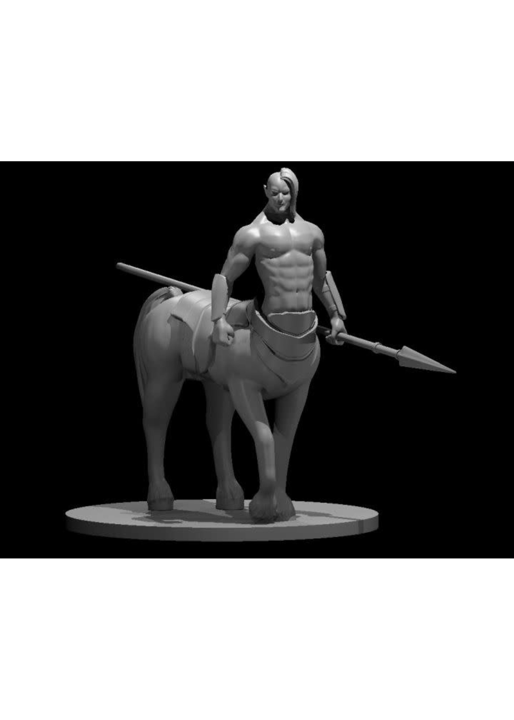 Centaur Male (Patreon Mz4250)