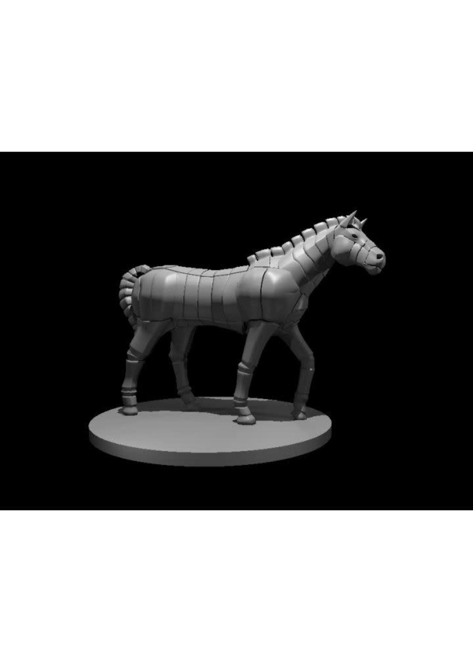Clockwork Horse (Patreon Mz4250)