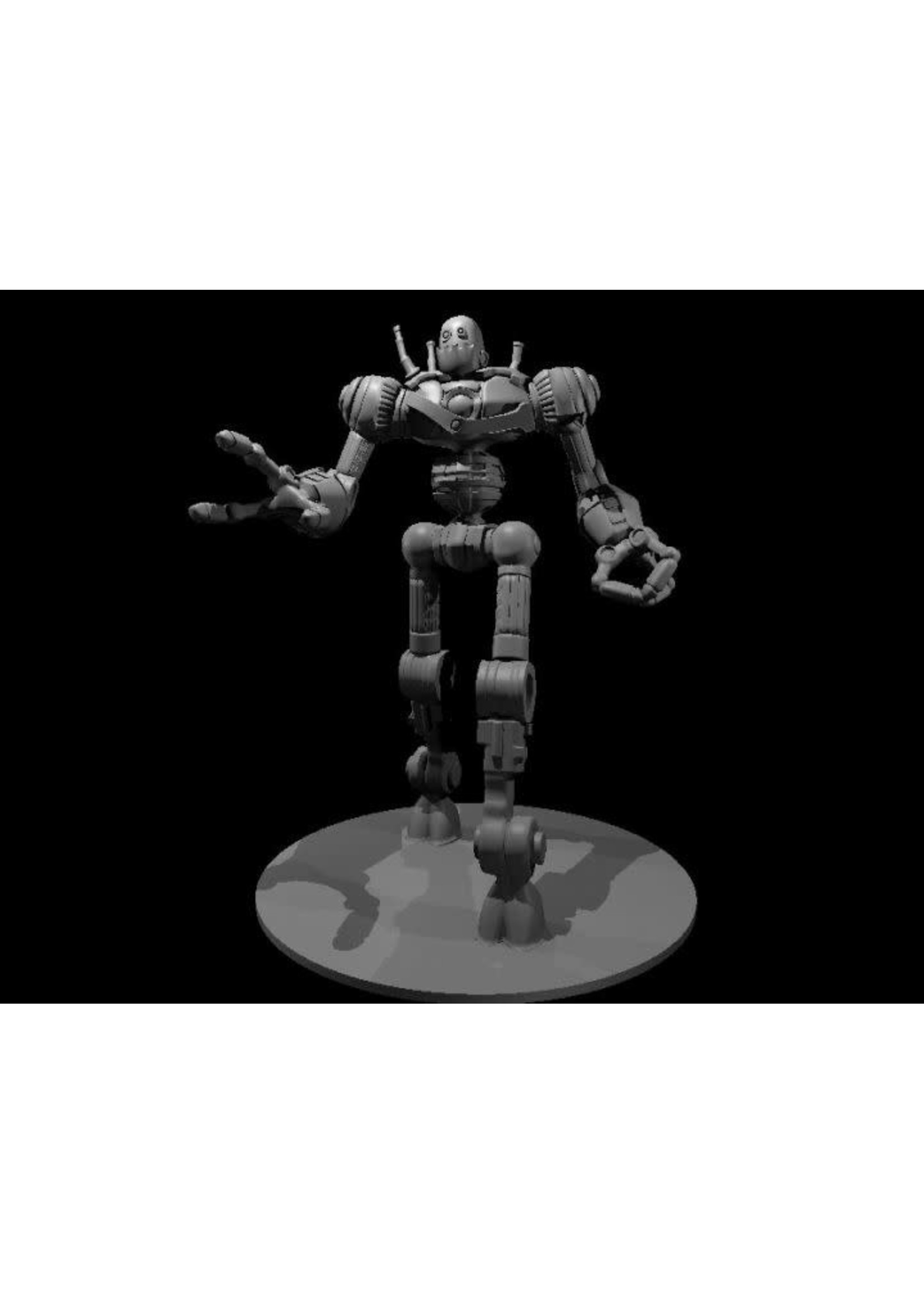 Clockwork Titan  Large (Patreon Mz4250)