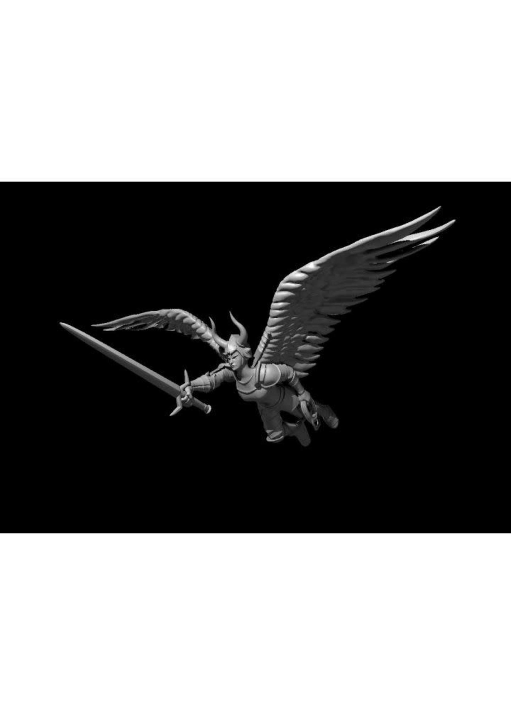 Erinyes Flying Melee (Patreon Mz4250)