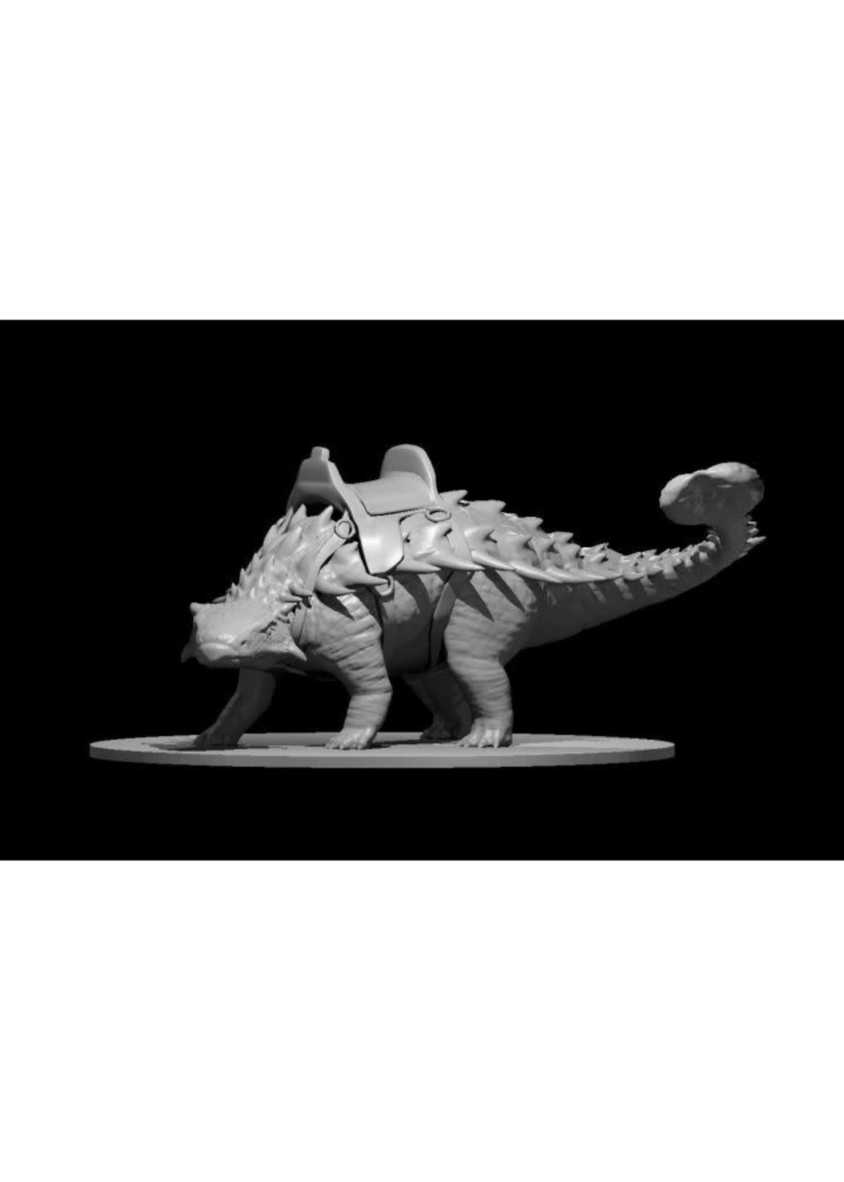 Ankylosaurus Mount (Patreon Mz4250)