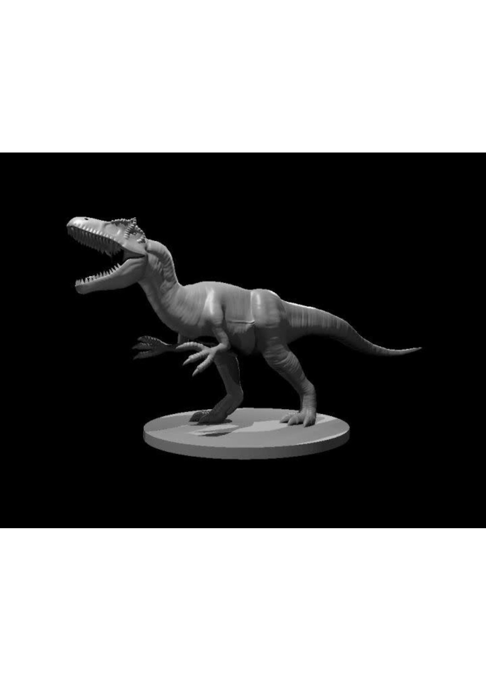 Allosaurus (Patreon Mz4250)