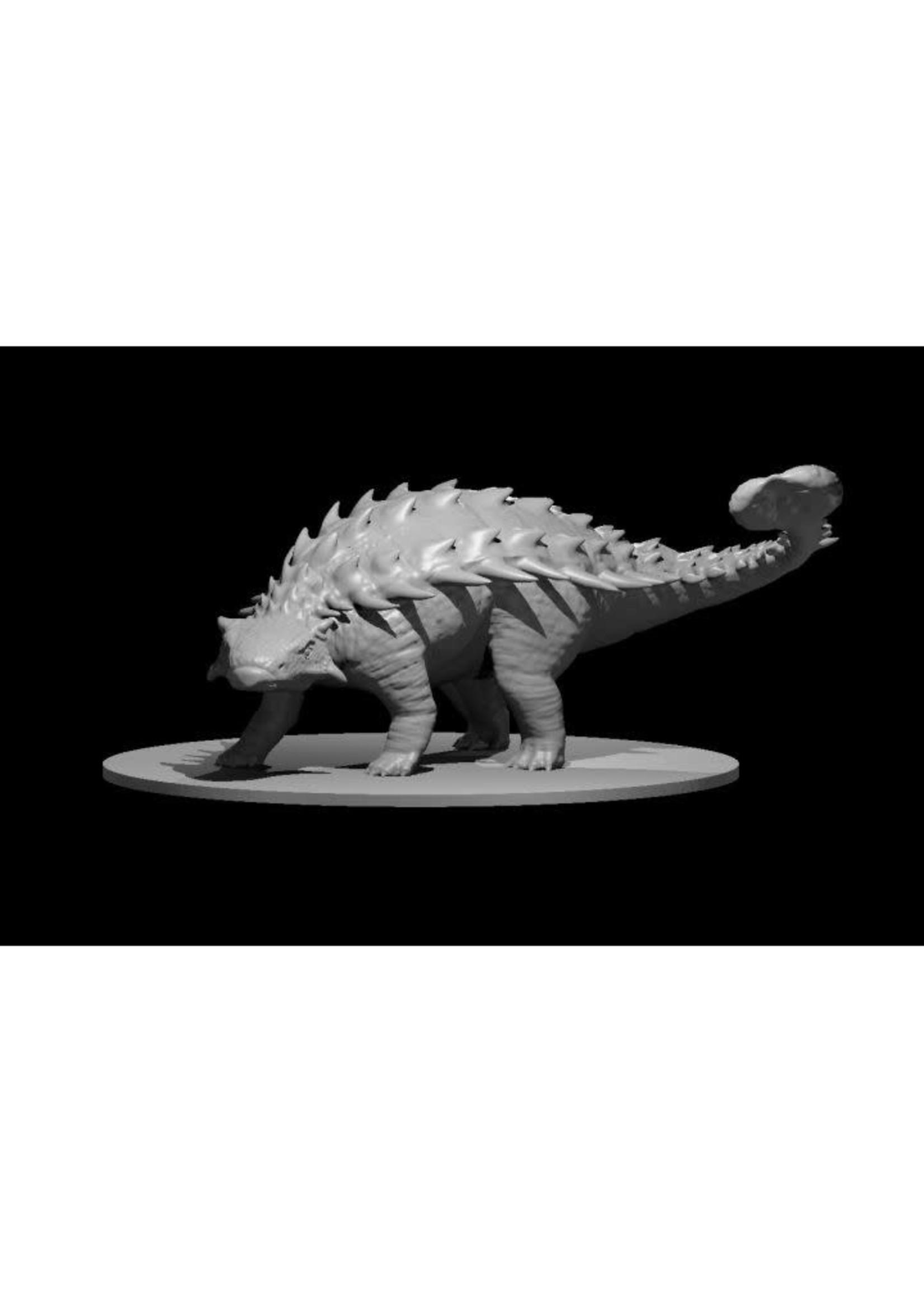 Ankylosaurus (Patreon Mz4250)