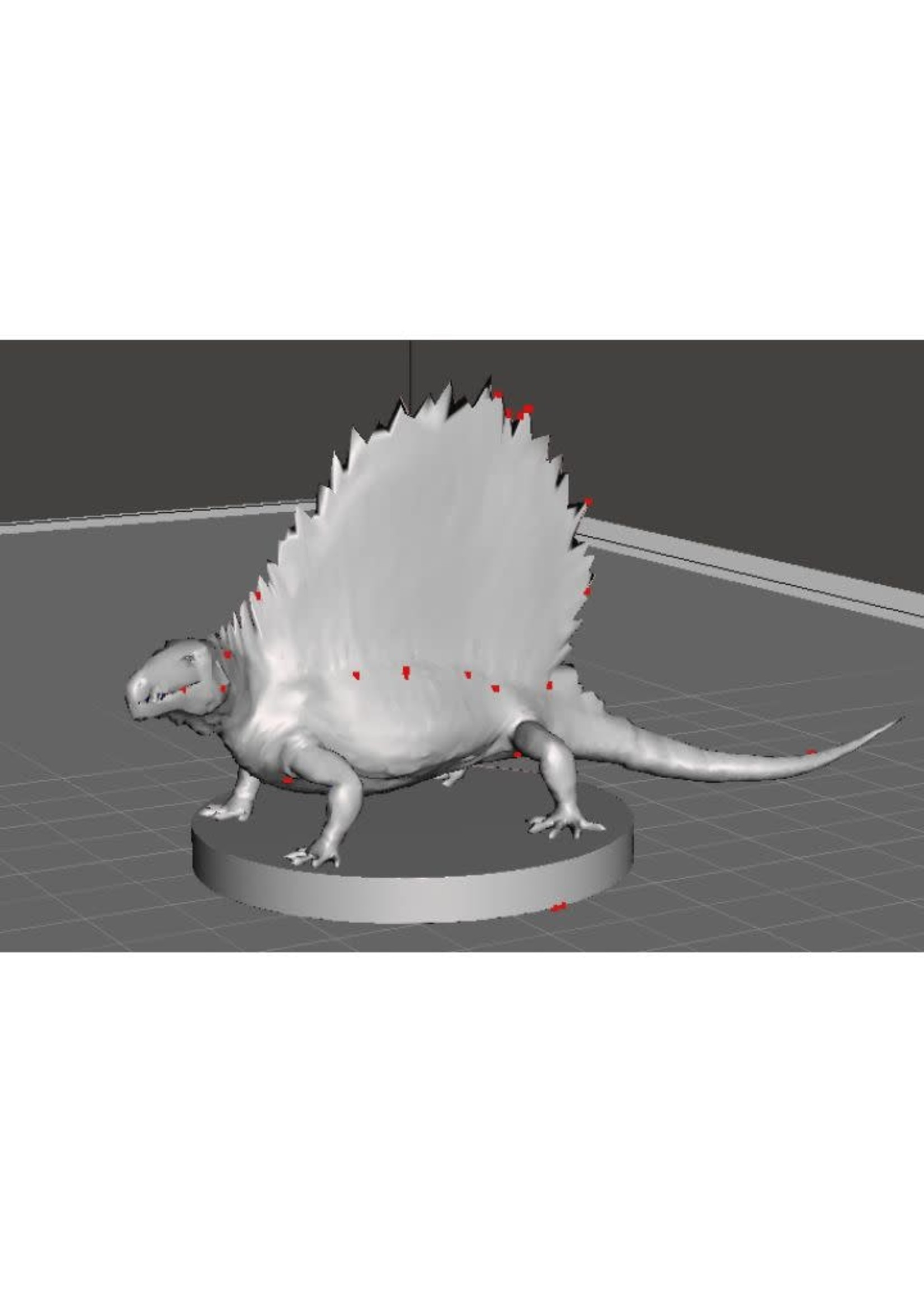 Dimetrodon (Patreon Mz4250)