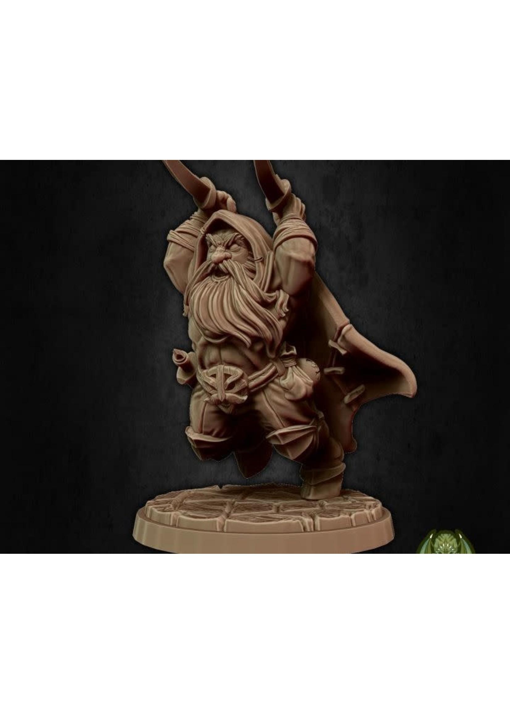 Kogan The Raider (Hold My Dwarf Ks)