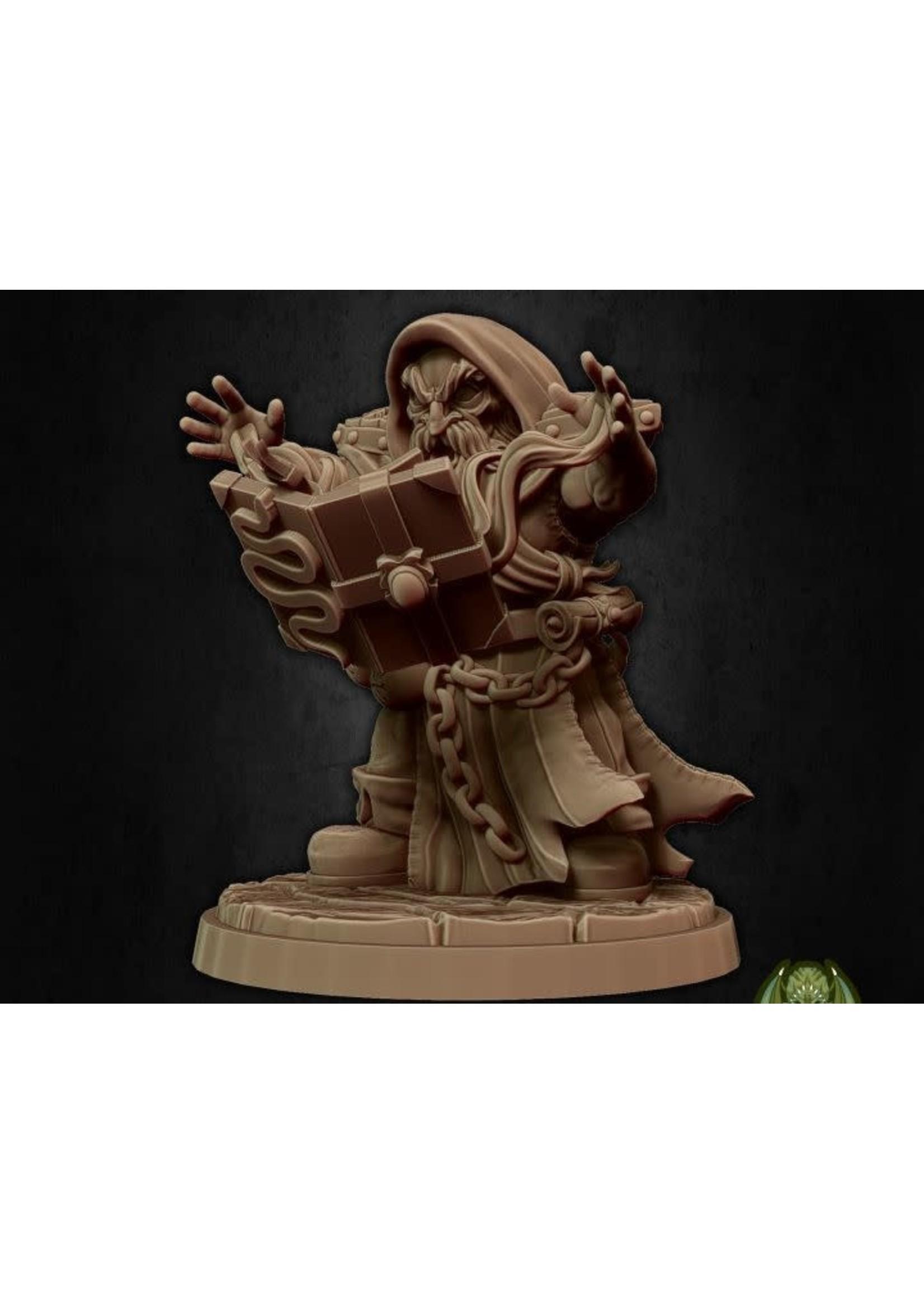 Kamli The Summoner (Hold My Dwarf Ks)