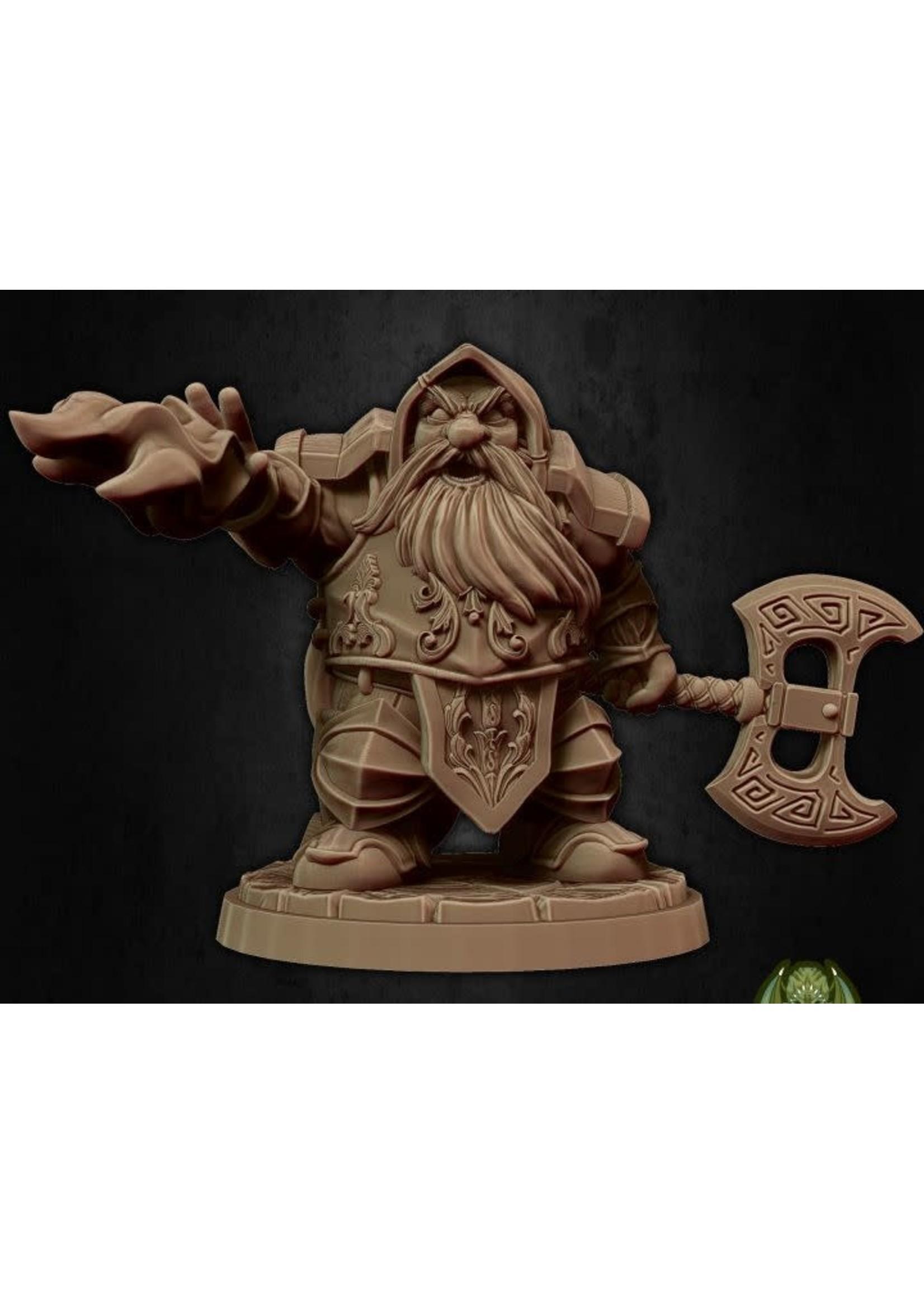 Dorfas The Eldritch Knight (Hold My Dwarf Ks)