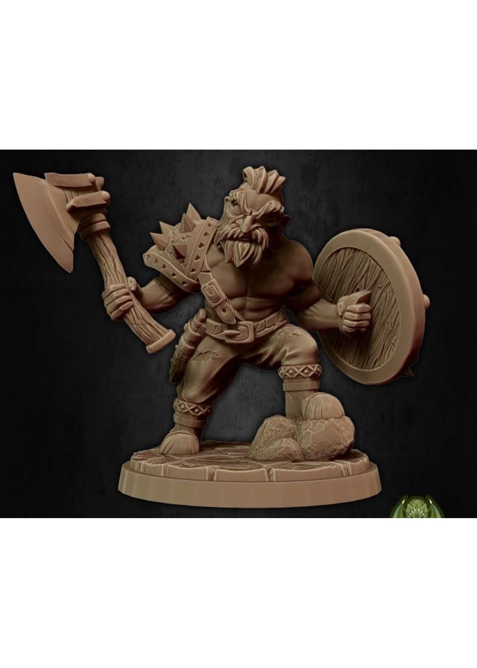 Doran Grimlook (Hold My Dwarf Ks)