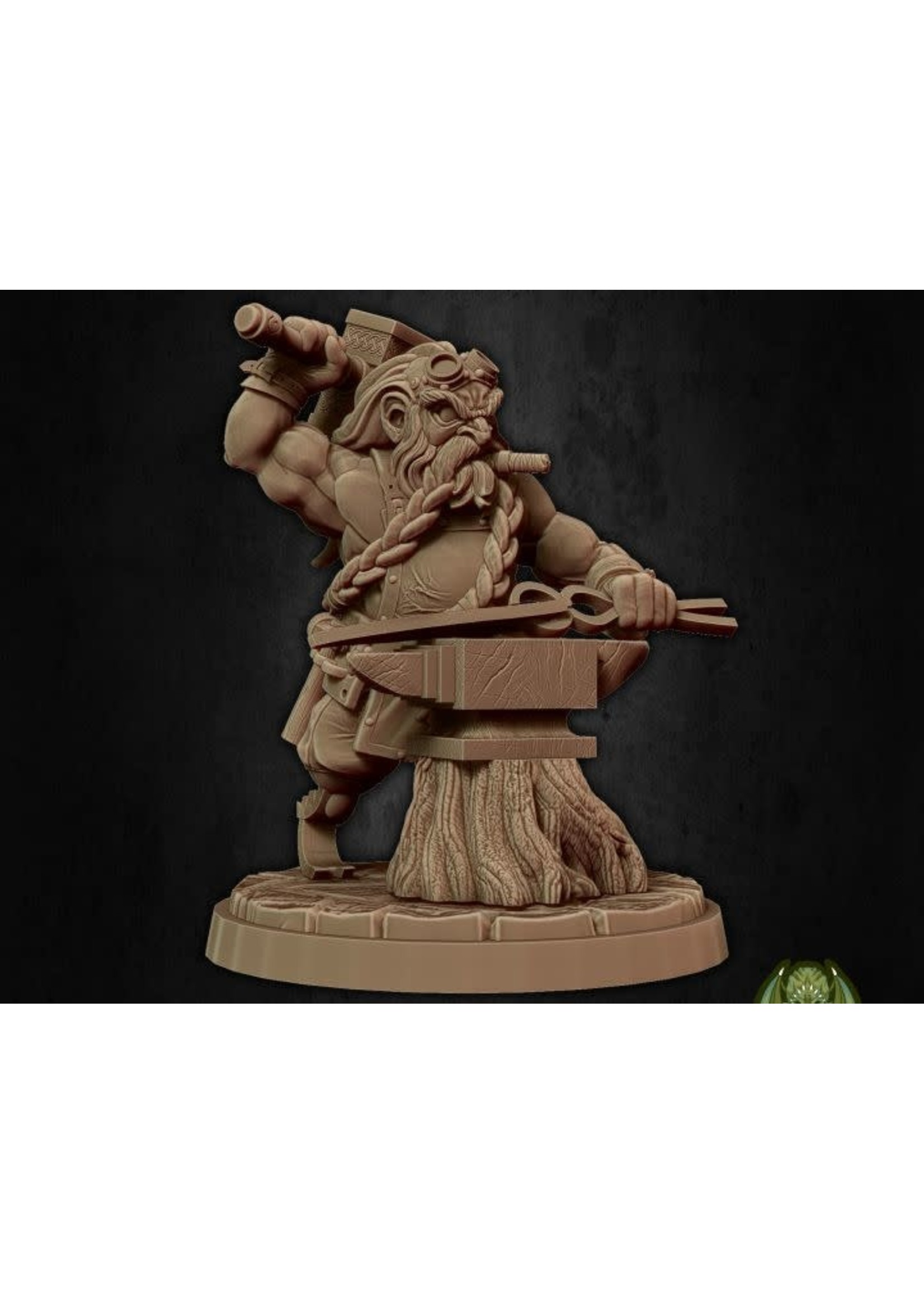 Bagnar Meltiron (Hold My Dwarf Ks)