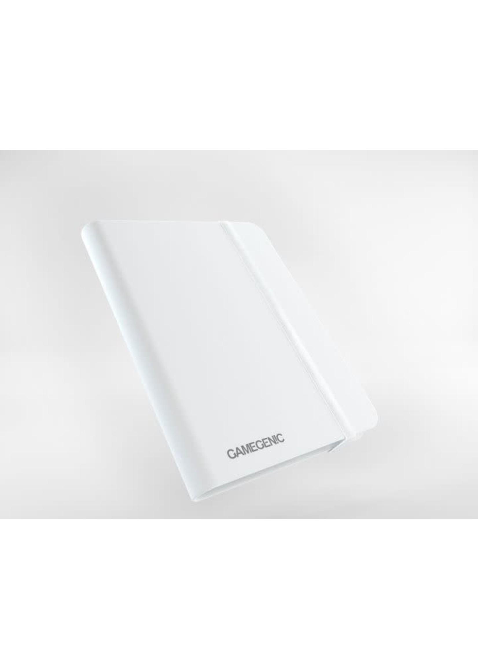 Gamegenic - Casual Album 8-Pocket White
