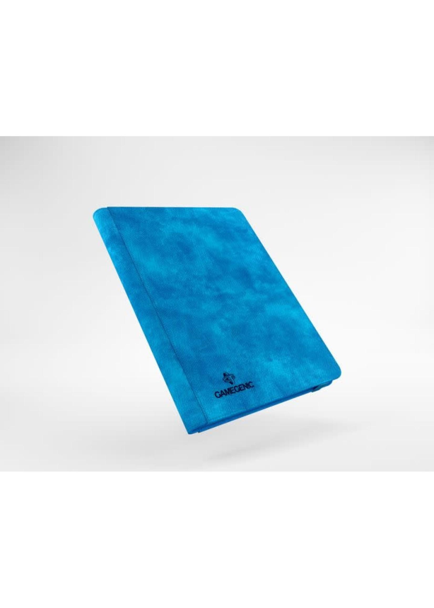 Gamegenic - Prime Album 18-Pocket Blue