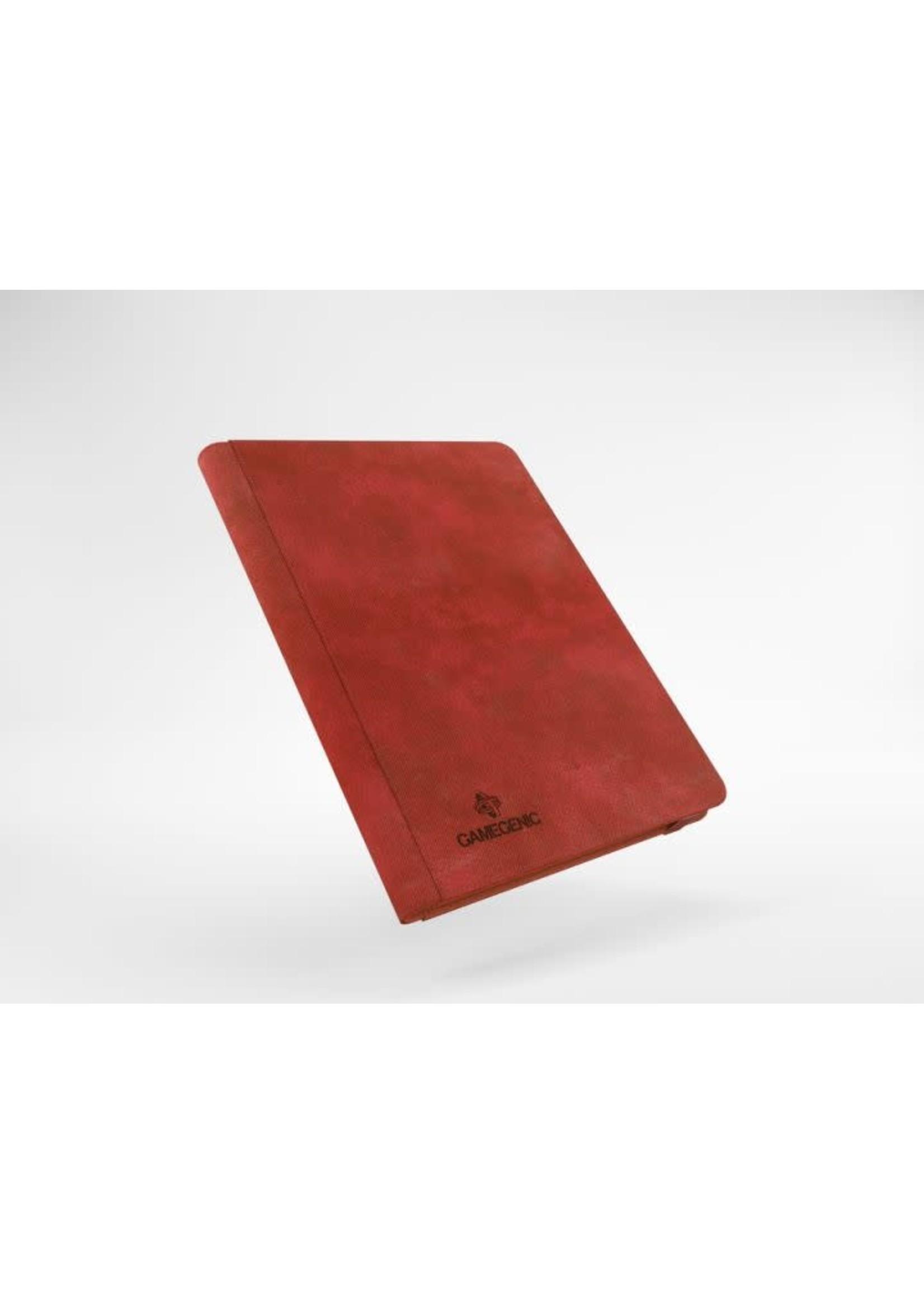 Gamegenic - Prime Album 18-Pocket Red