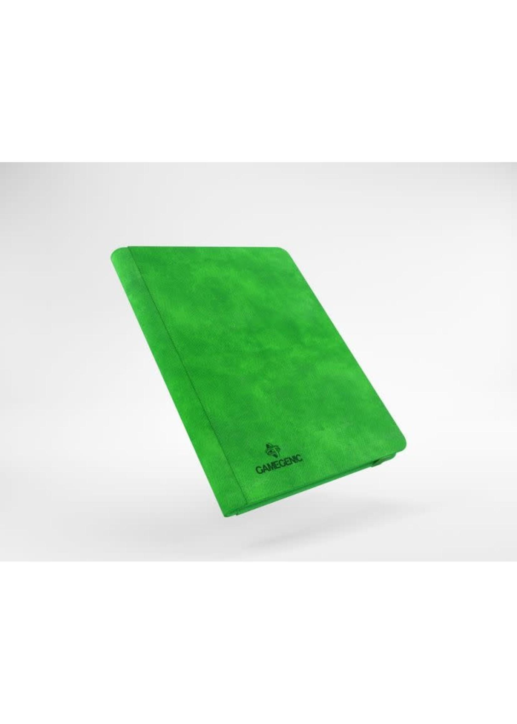 Gamegenic - Prime Album 18-Pocket Green