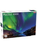 Puzzel Northern Lights In Tromso 1000 Stukjes