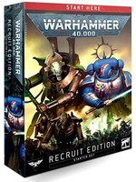 Warhammer 40000 Recruit Edition Starter Set