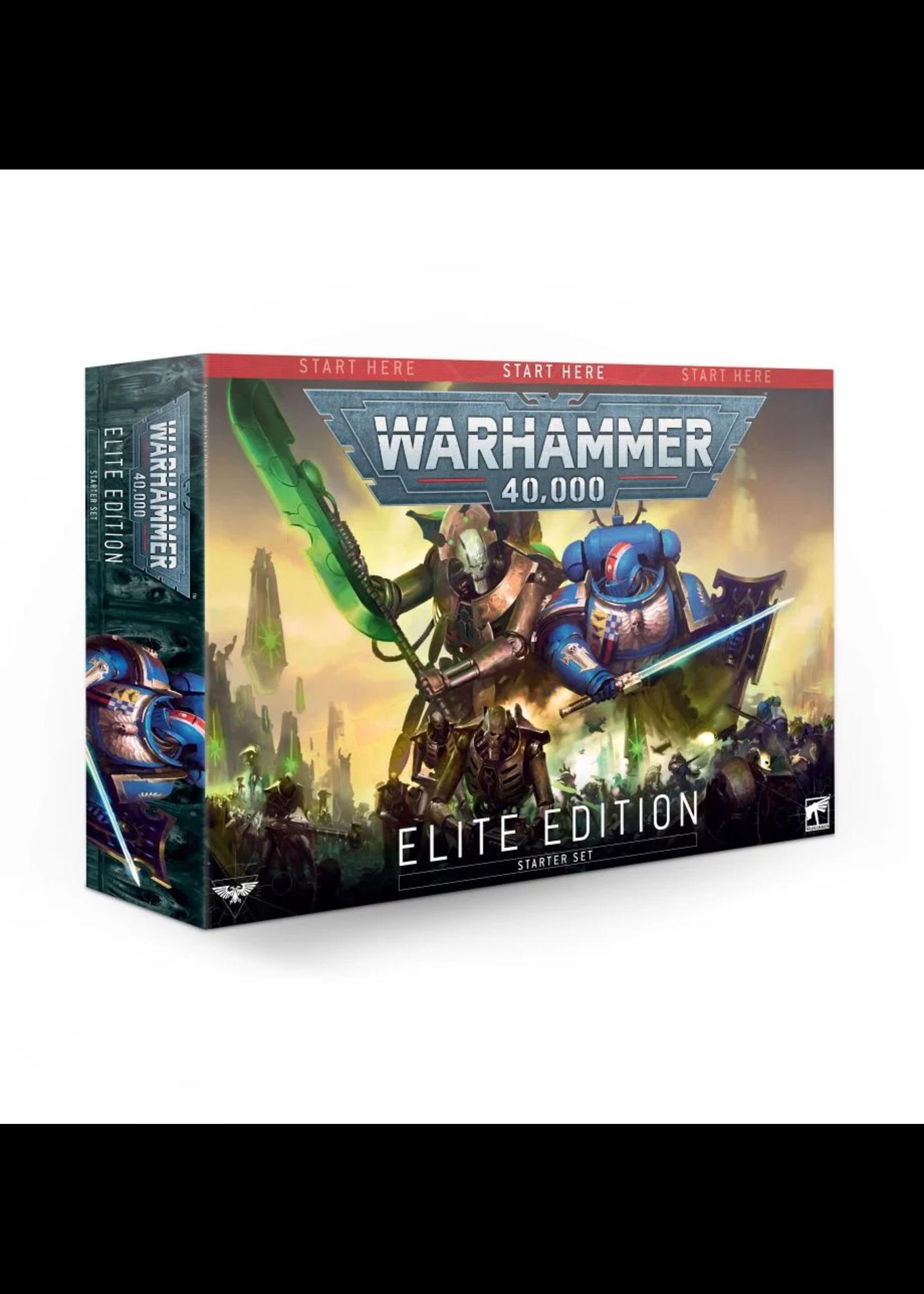 Warhammer 40000 Elite Edition Starter Set